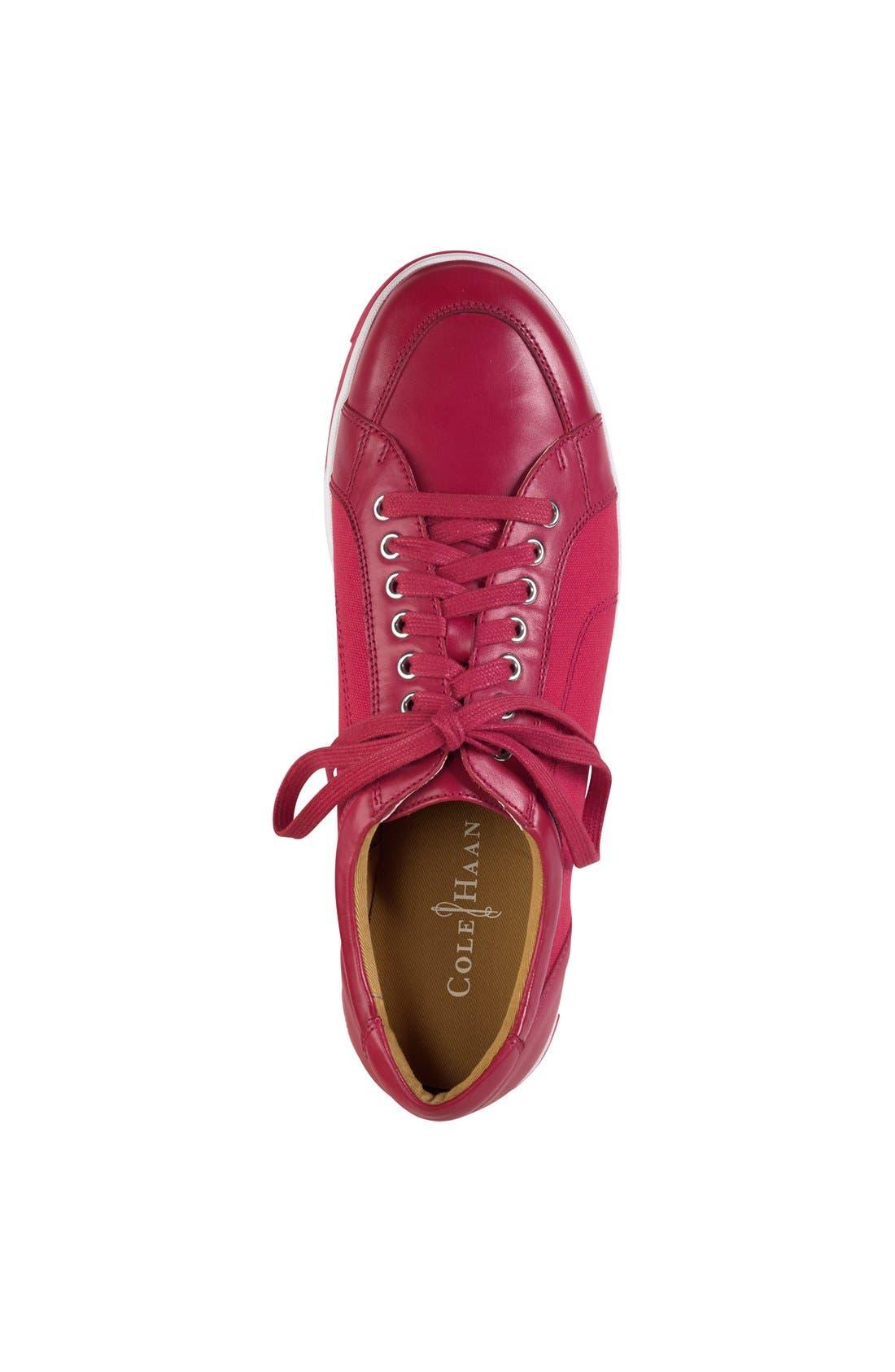 'Vartan Sport Oxford' Sneaker,                             Alternate thumbnail 72, color,