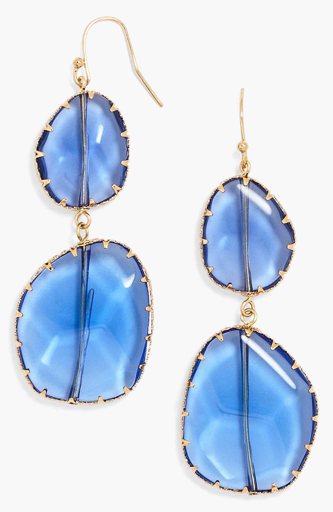 'Boho' Drop Earrings,                             Main thumbnail 6, color,