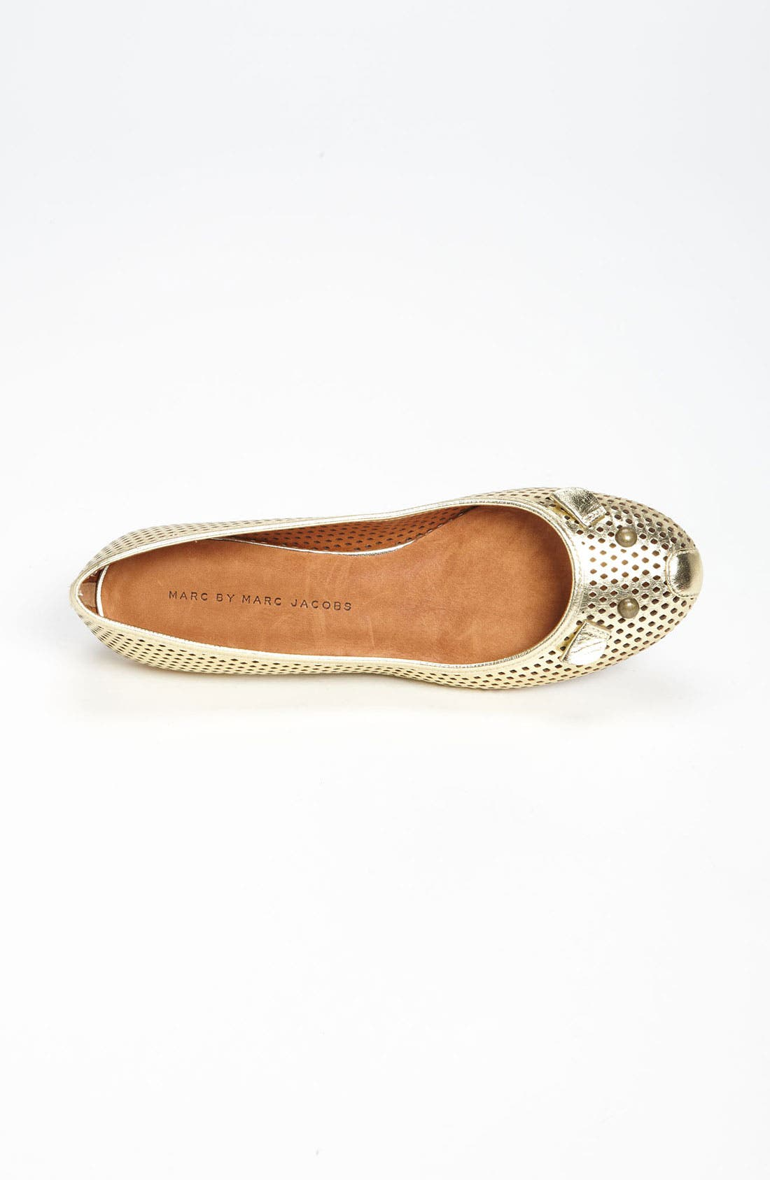 MARC BY MARC JACOBS 'Mouse' Ballet Flat,                             Alternate thumbnail 2, color,                             711