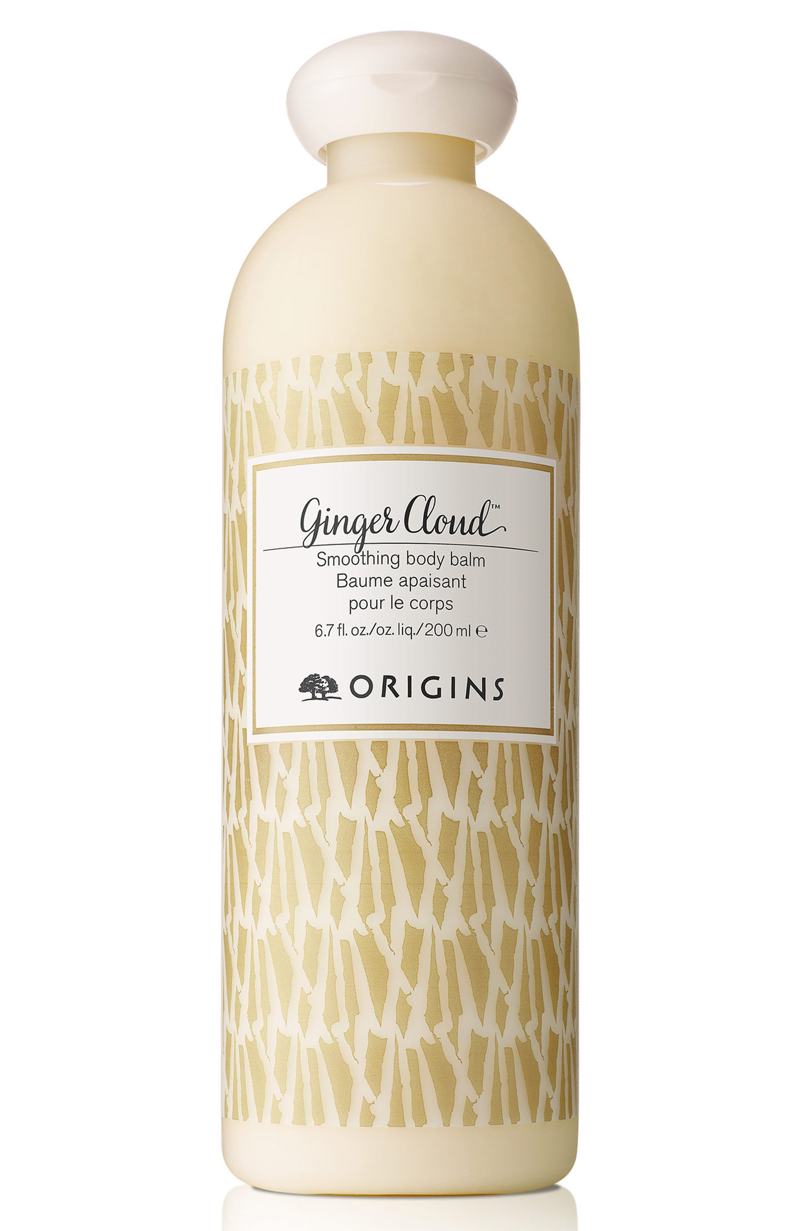 Ginger Cloud<sup>™</sup> Smoothing Body Balm,                         Main,                         color, 000