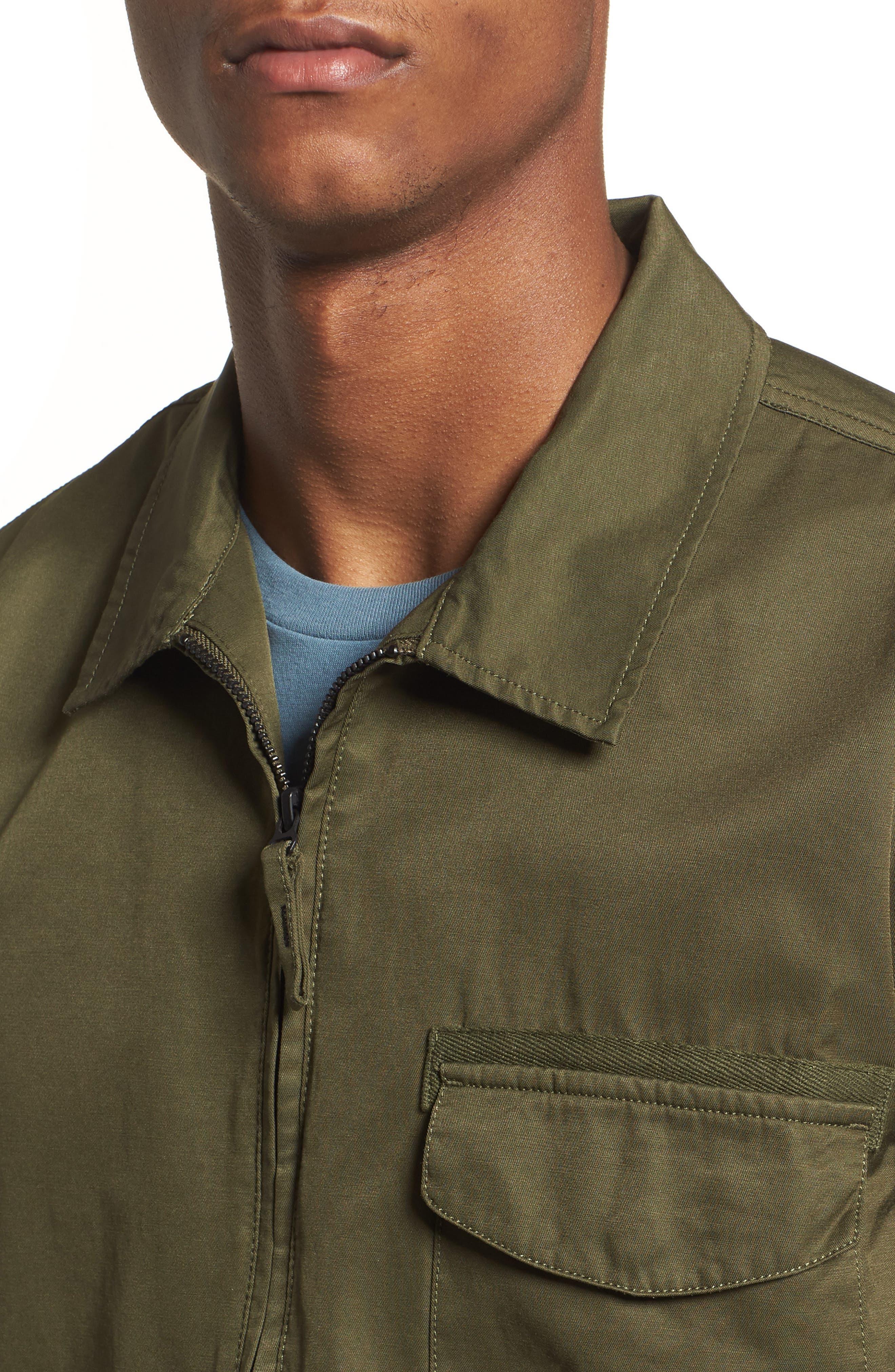 Hale Shirt Jacket,                             Alternate thumbnail 8, color,