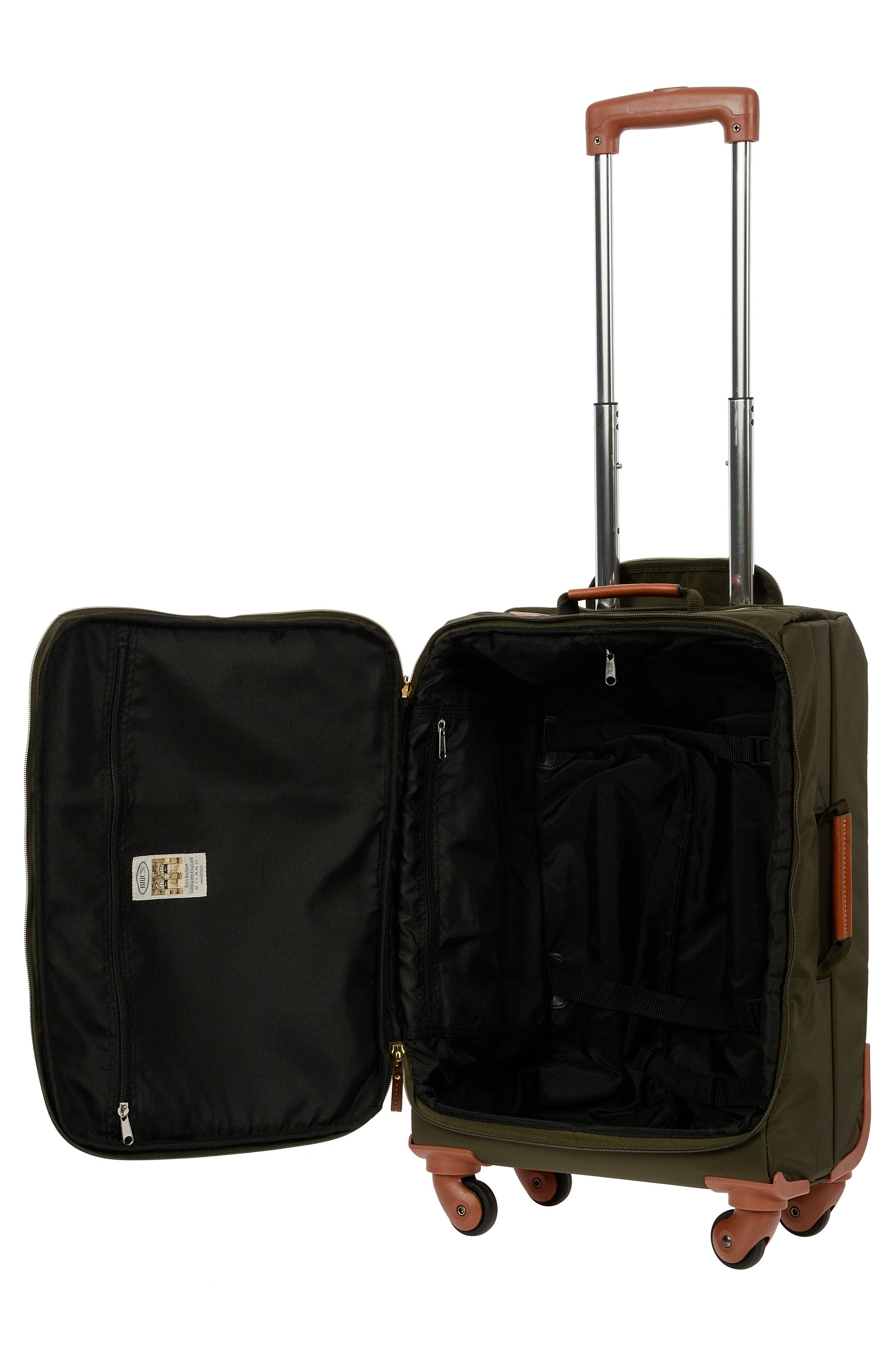 X-Bag 21-Inch Spinner Carry-On,                             Alternate thumbnail 8, color,