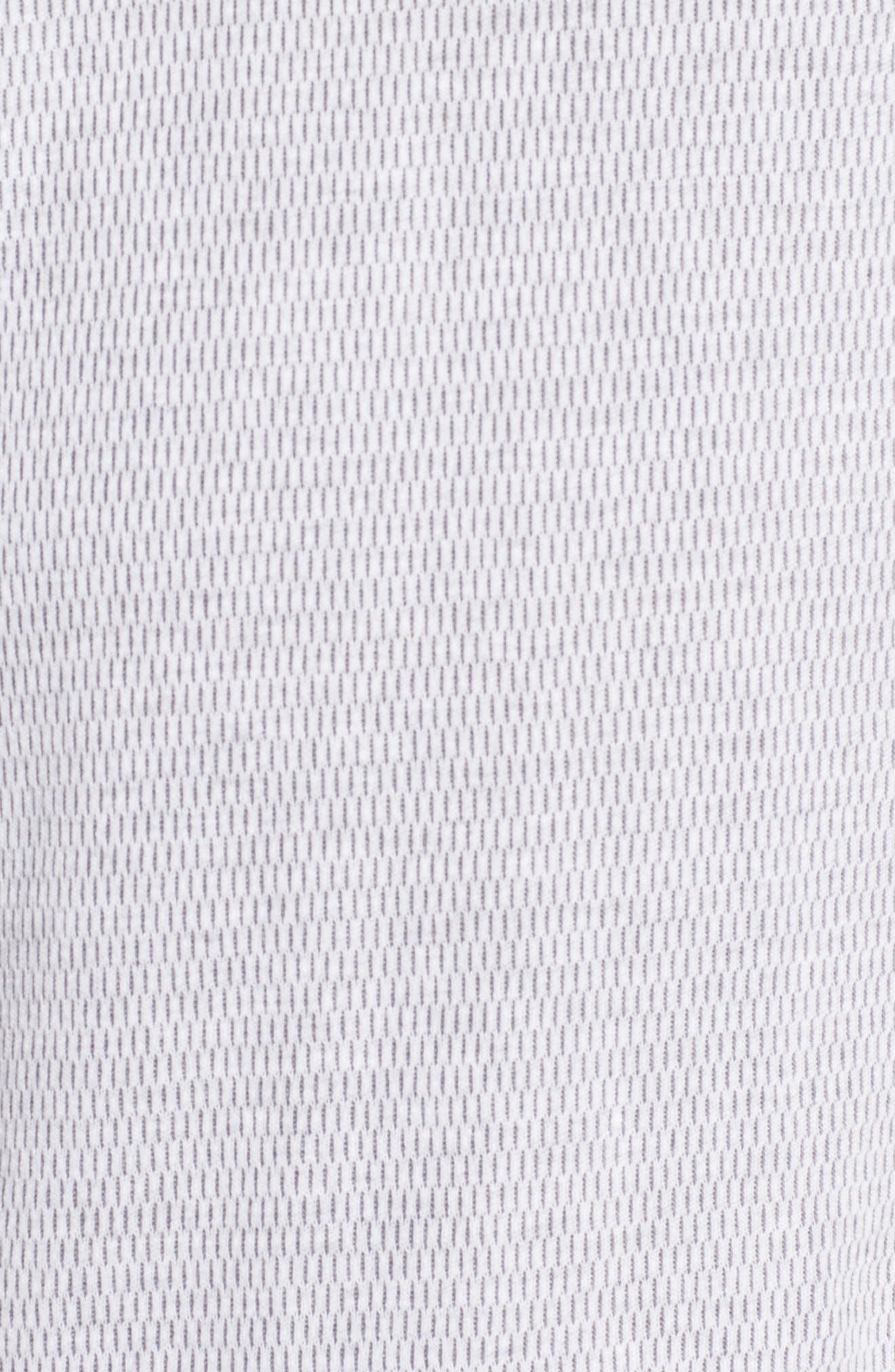 Notch Neck Thermal T-Shirt,                             Alternate thumbnail 31, color,