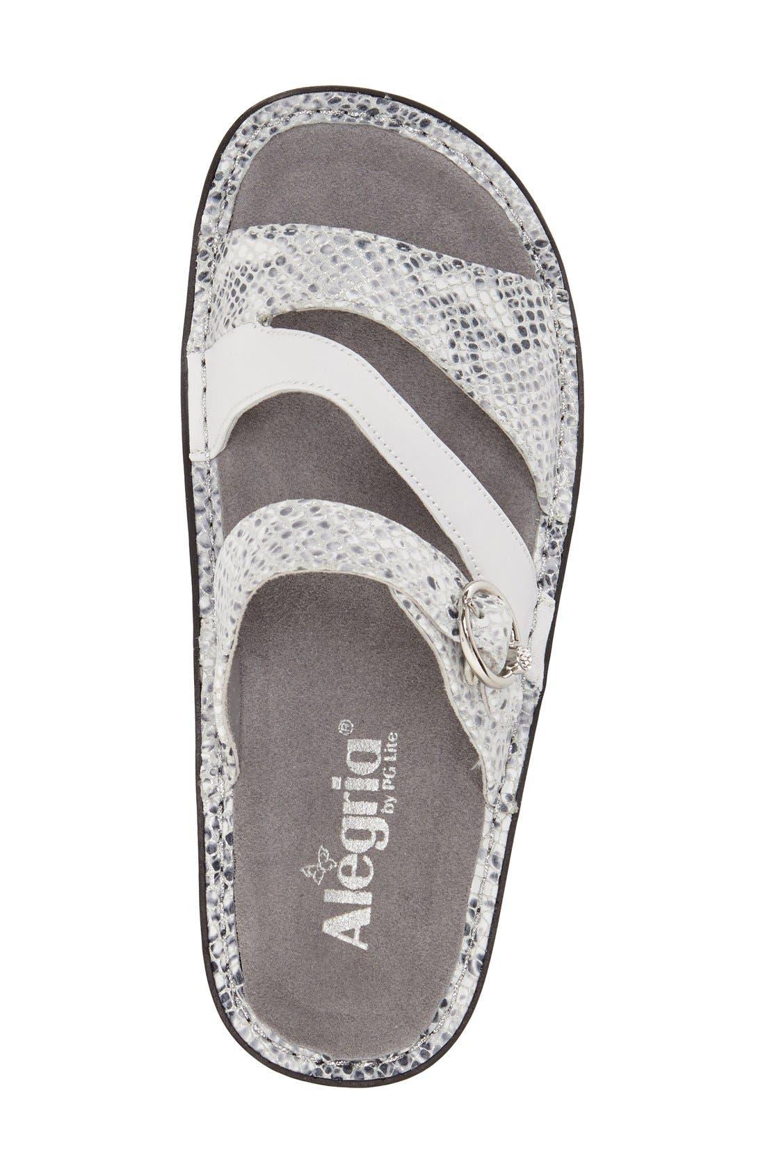 'Colette' Platform Sandal,                             Alternate thumbnail 38, color,