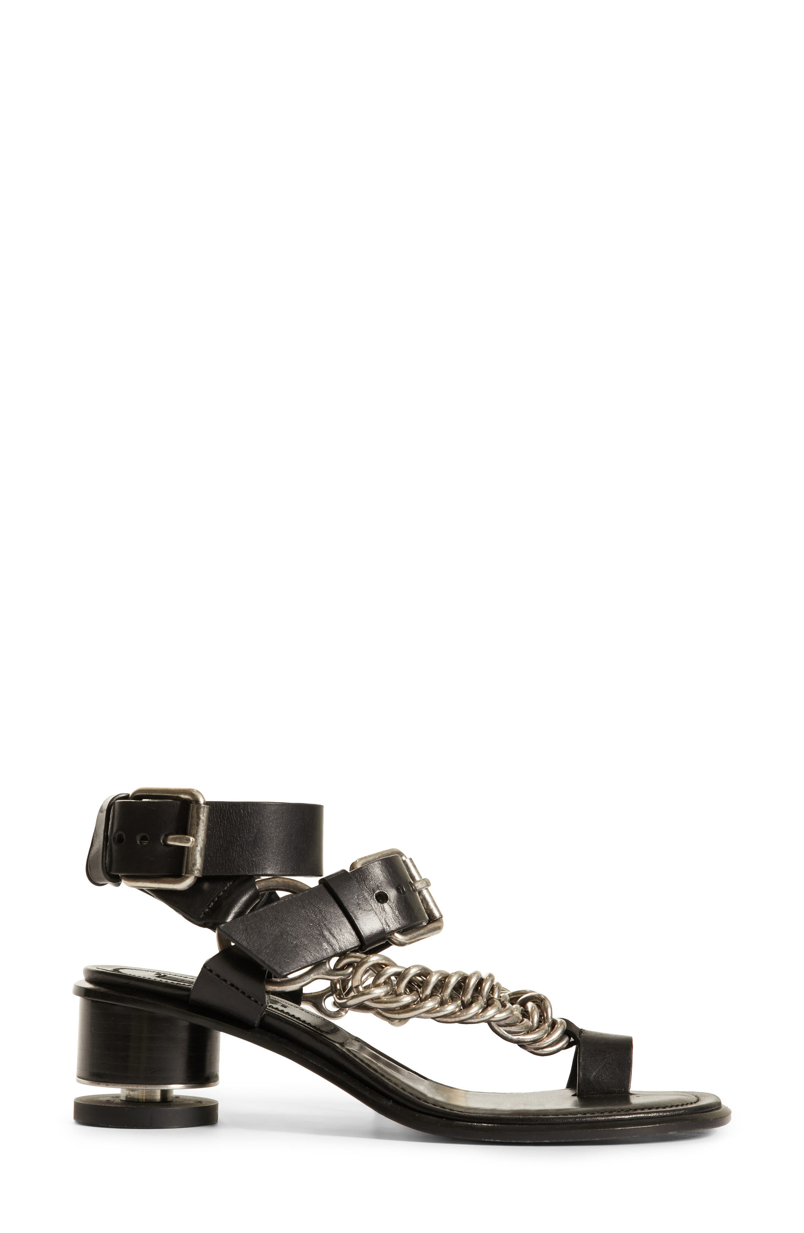 Jada Block Heel Sandal,                             Alternate thumbnail 3, color,