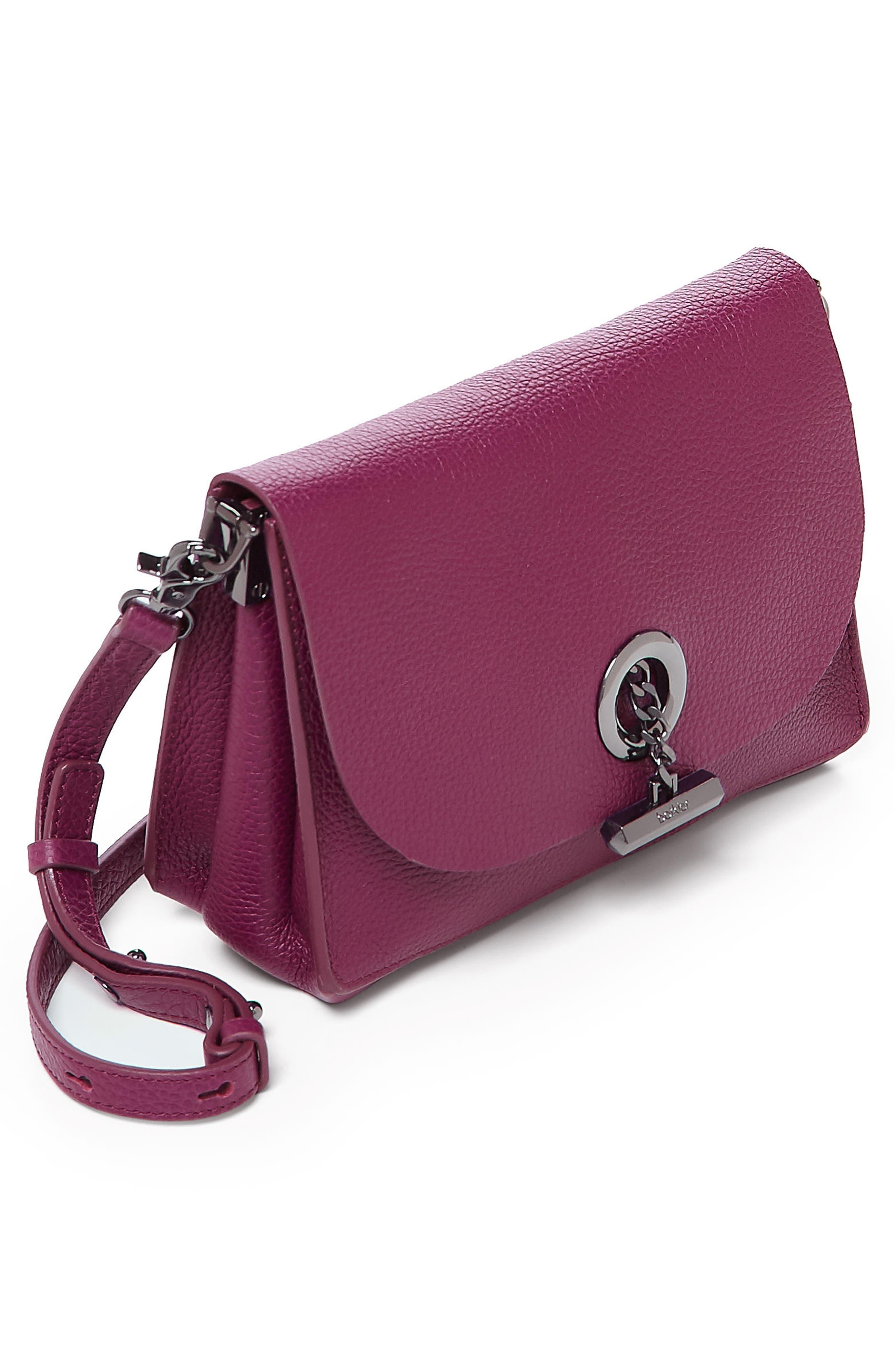 Waverly Leather Crossbody Bag,                             Alternate thumbnail 24, color,