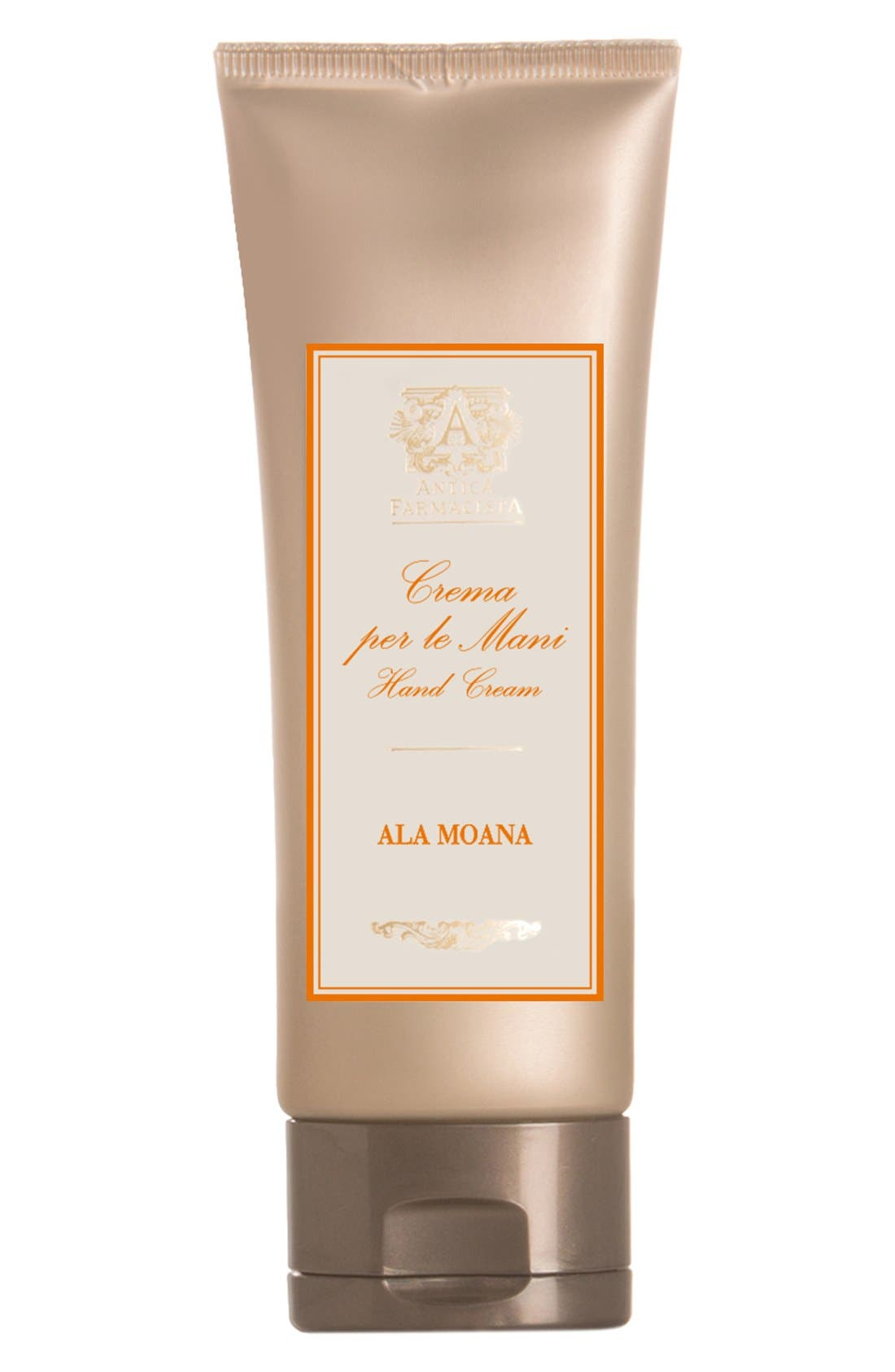 'Ala Moana' Hand Cream,                             Main thumbnail 1, color,                             000