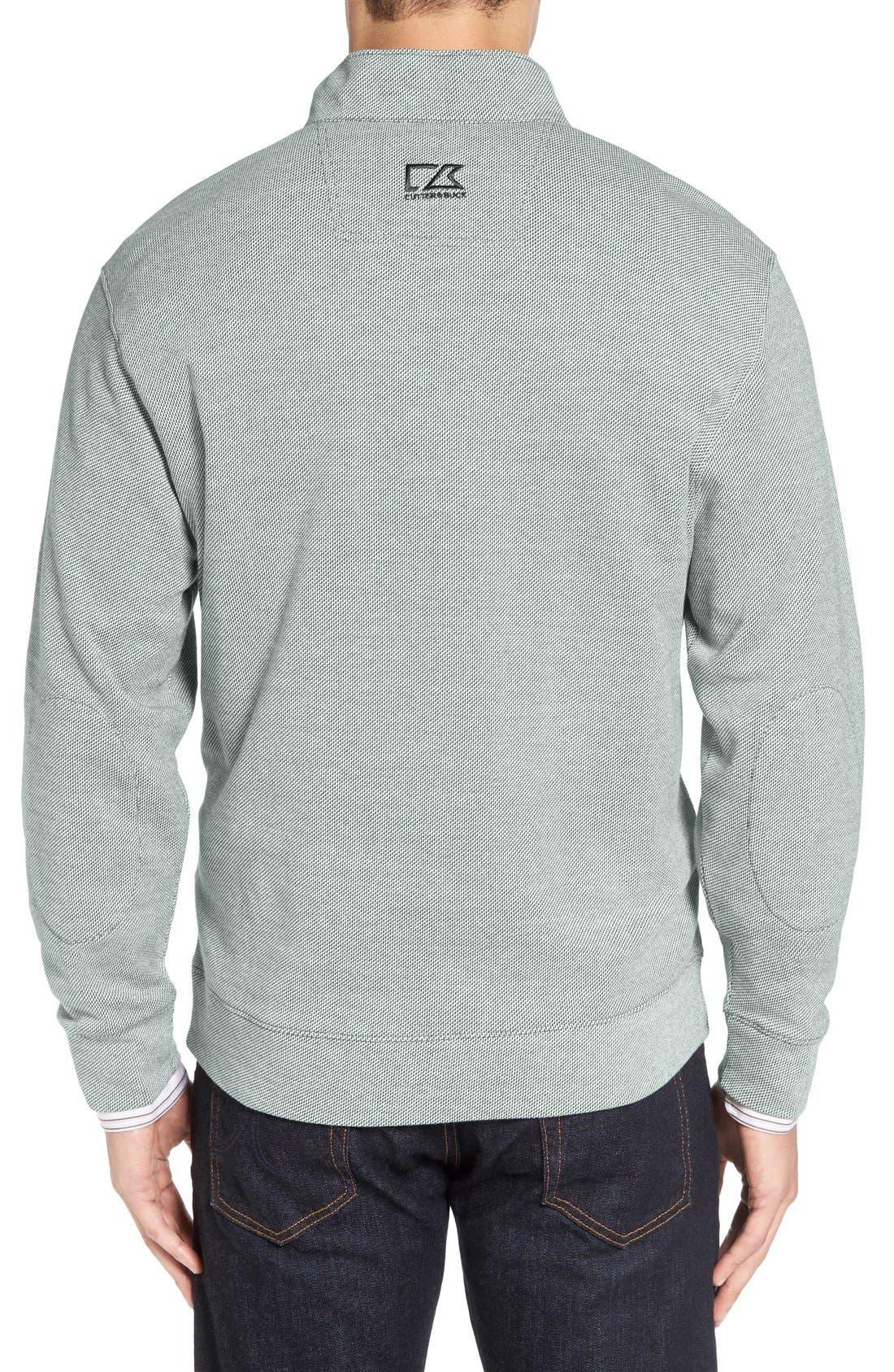 'Quinalt' Mock Neck Pullover,                             Alternate thumbnail 8, color,                             355