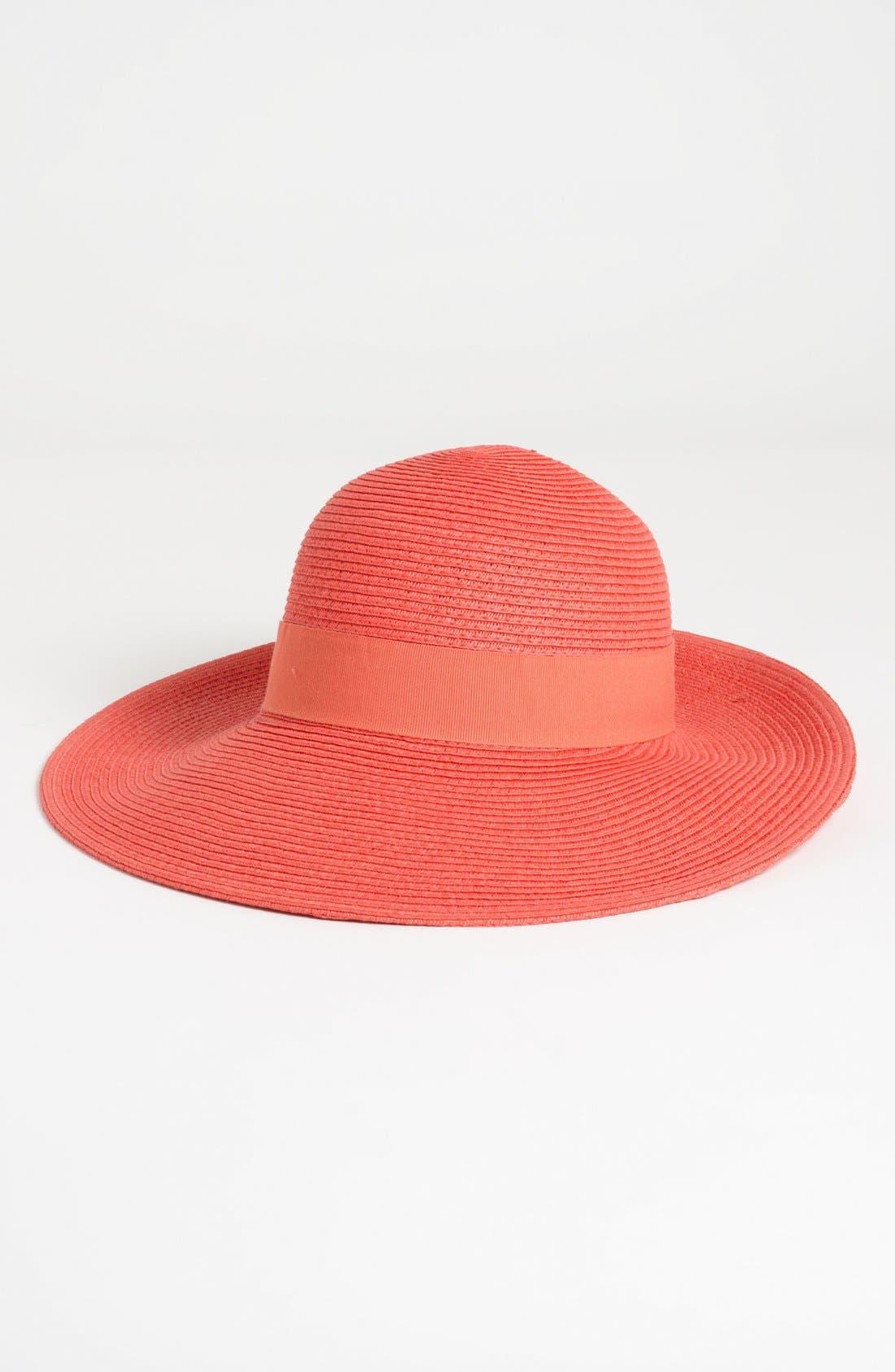 Wide Brim Sun Hat,                             Main thumbnail 11, color,
