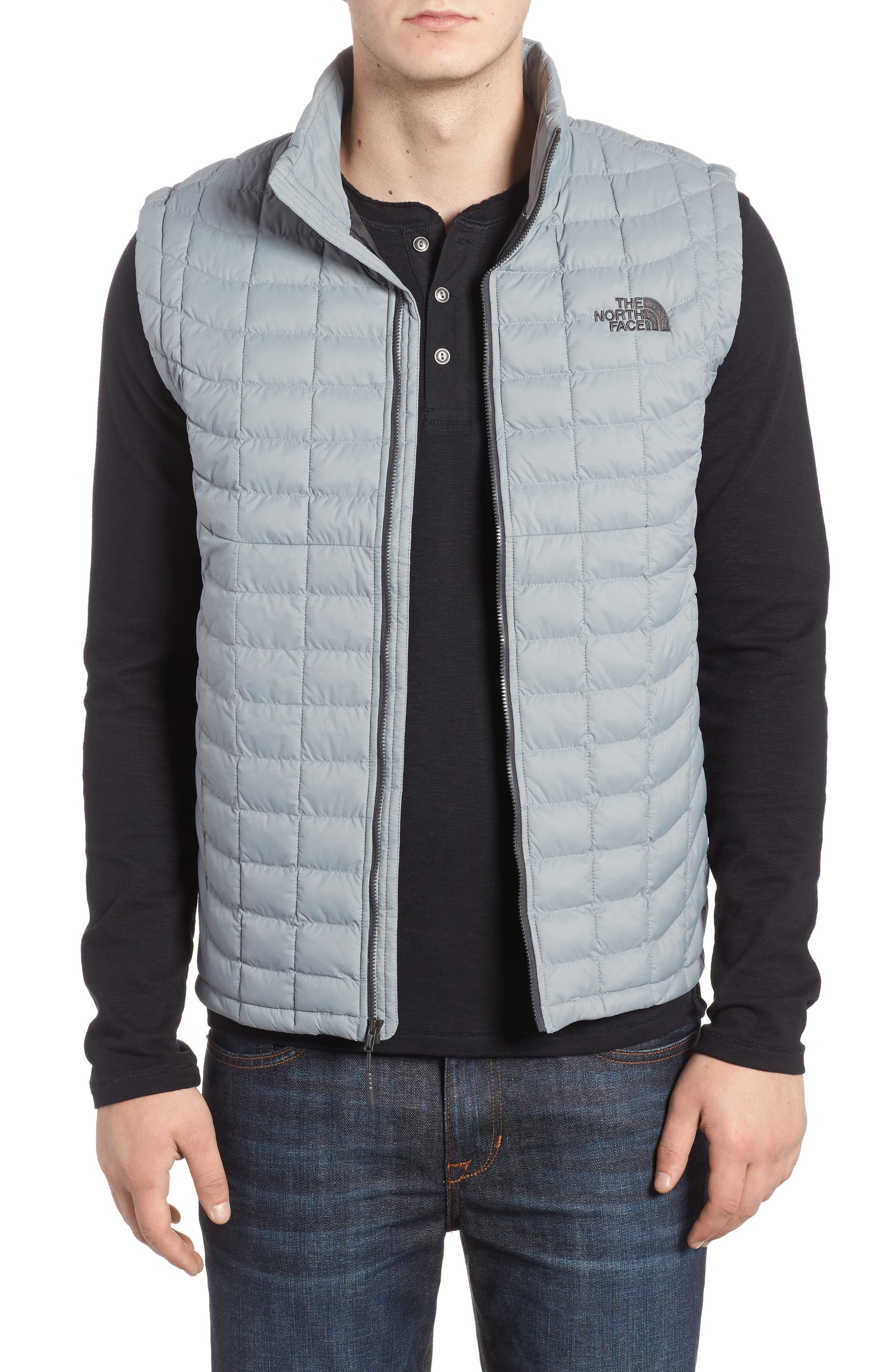 'ThermoBall<sup>™</sup>' Packable PrimaLoft<sup>®</sup> Vest,                             Main thumbnail 3, color,