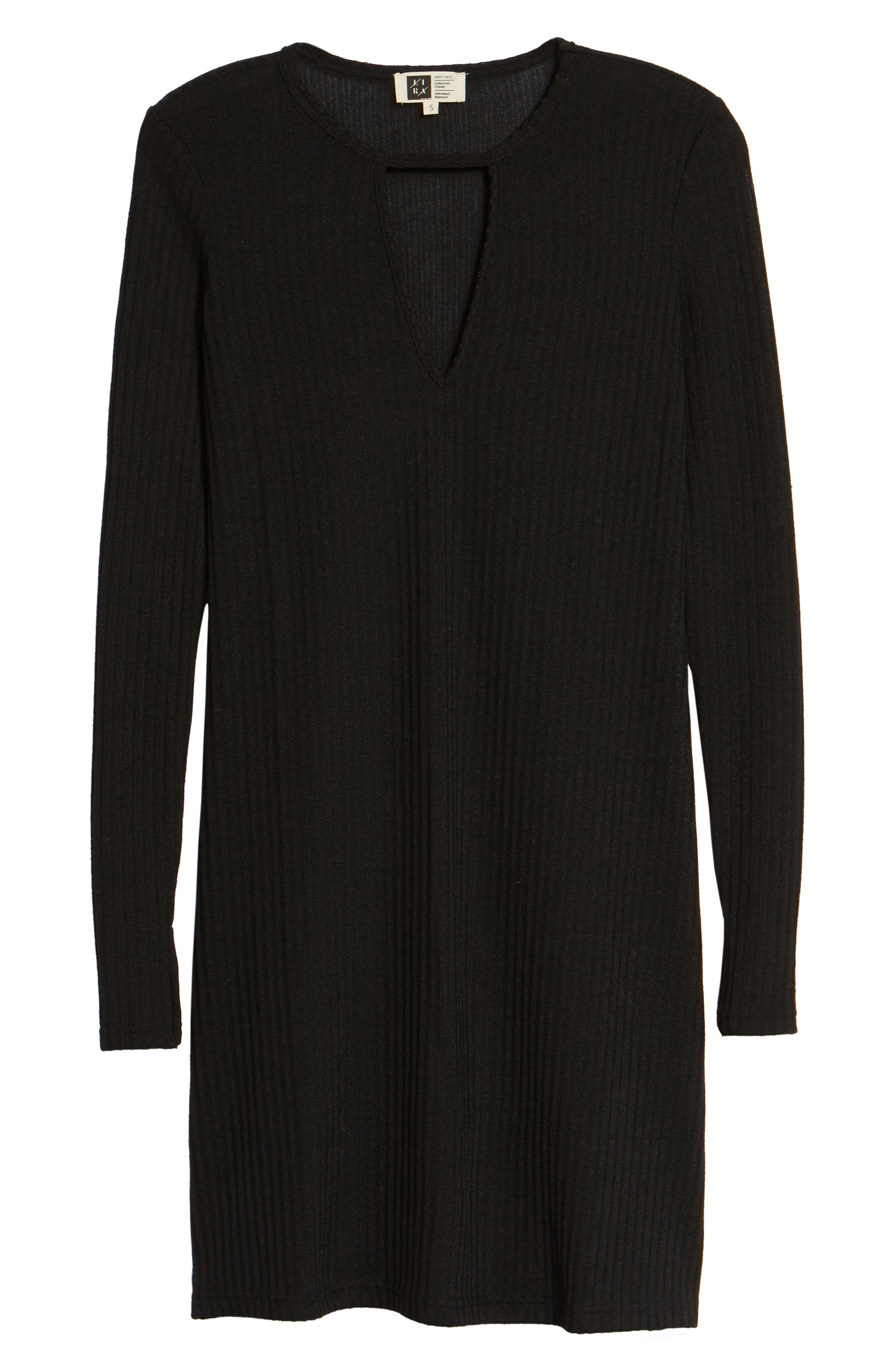 Maven Thermal Dress,                             Alternate thumbnail 6, color,                             001