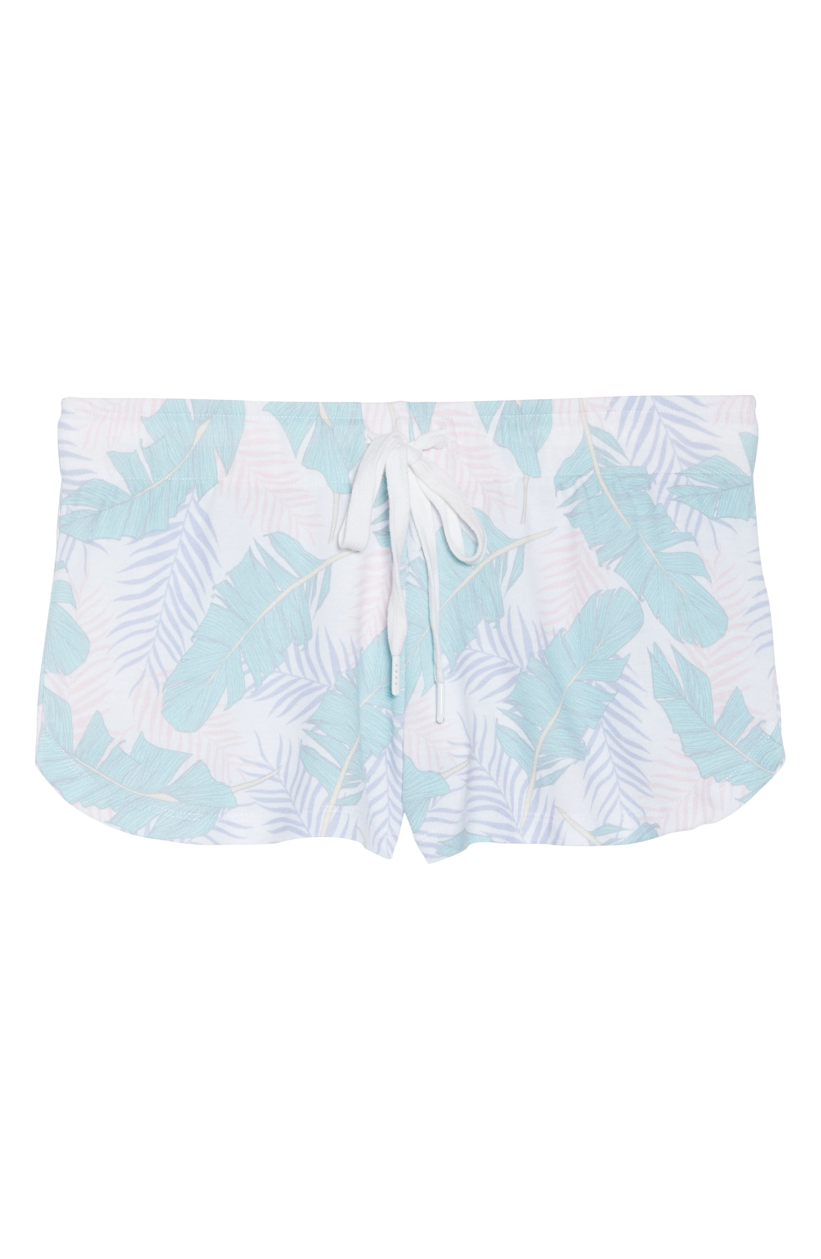 Lounge Shorts,                             Alternate thumbnail 6, color,                             100