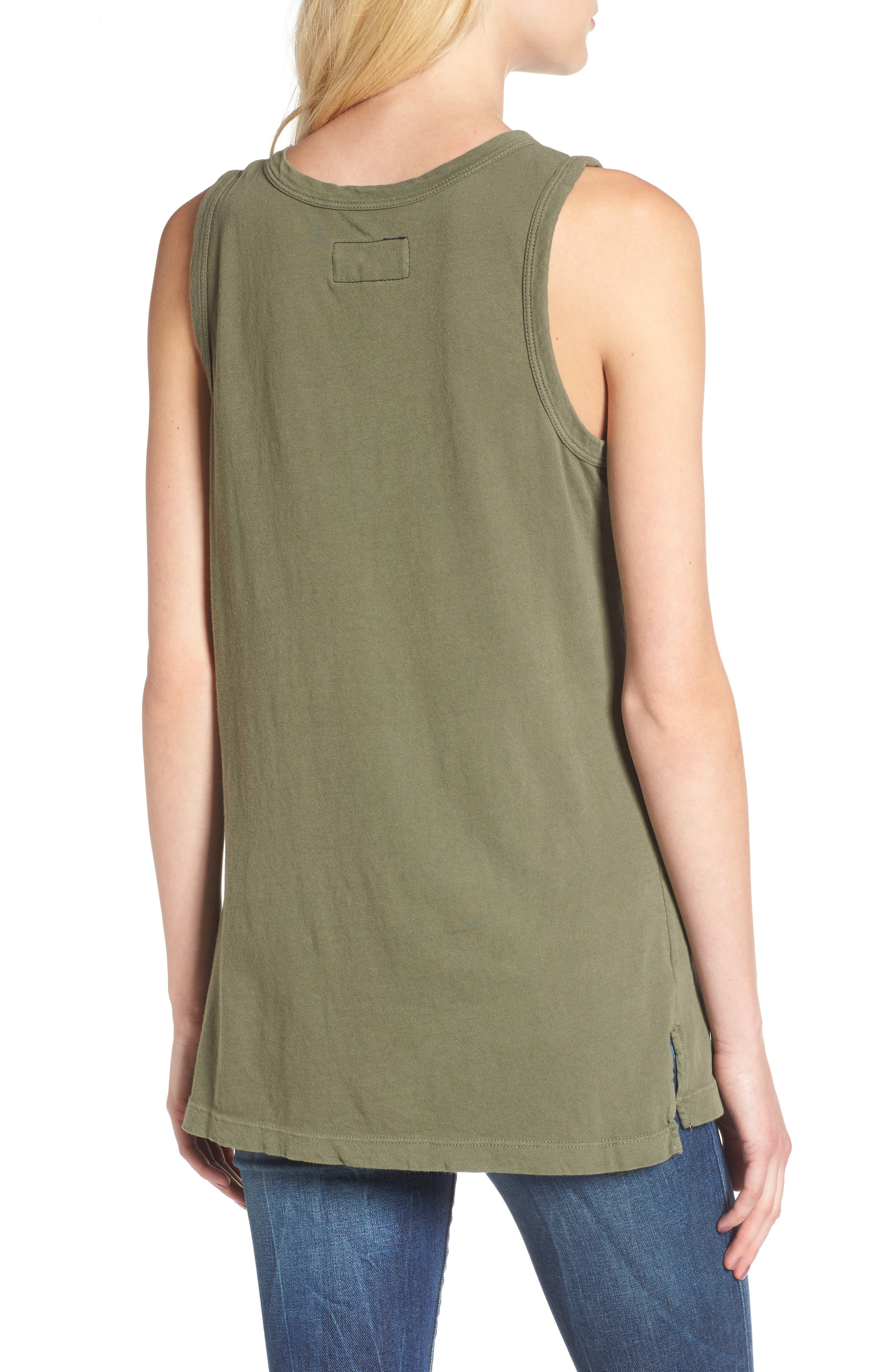 'The Muscle Tee' Tank,                             Alternate thumbnail 10, color,
