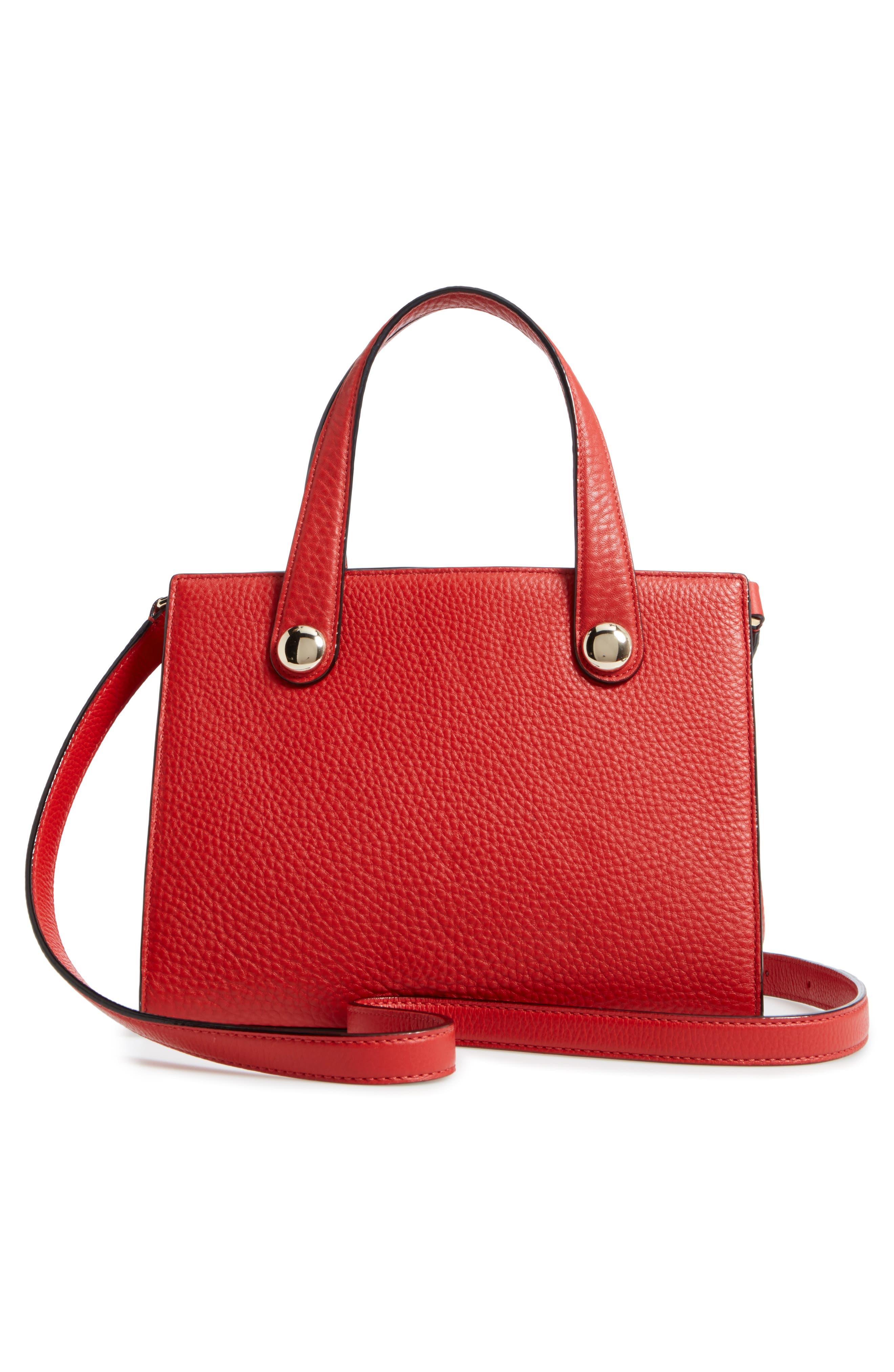 stewart street - little joy leather satchel,                             Alternate thumbnail 2, color,                             631