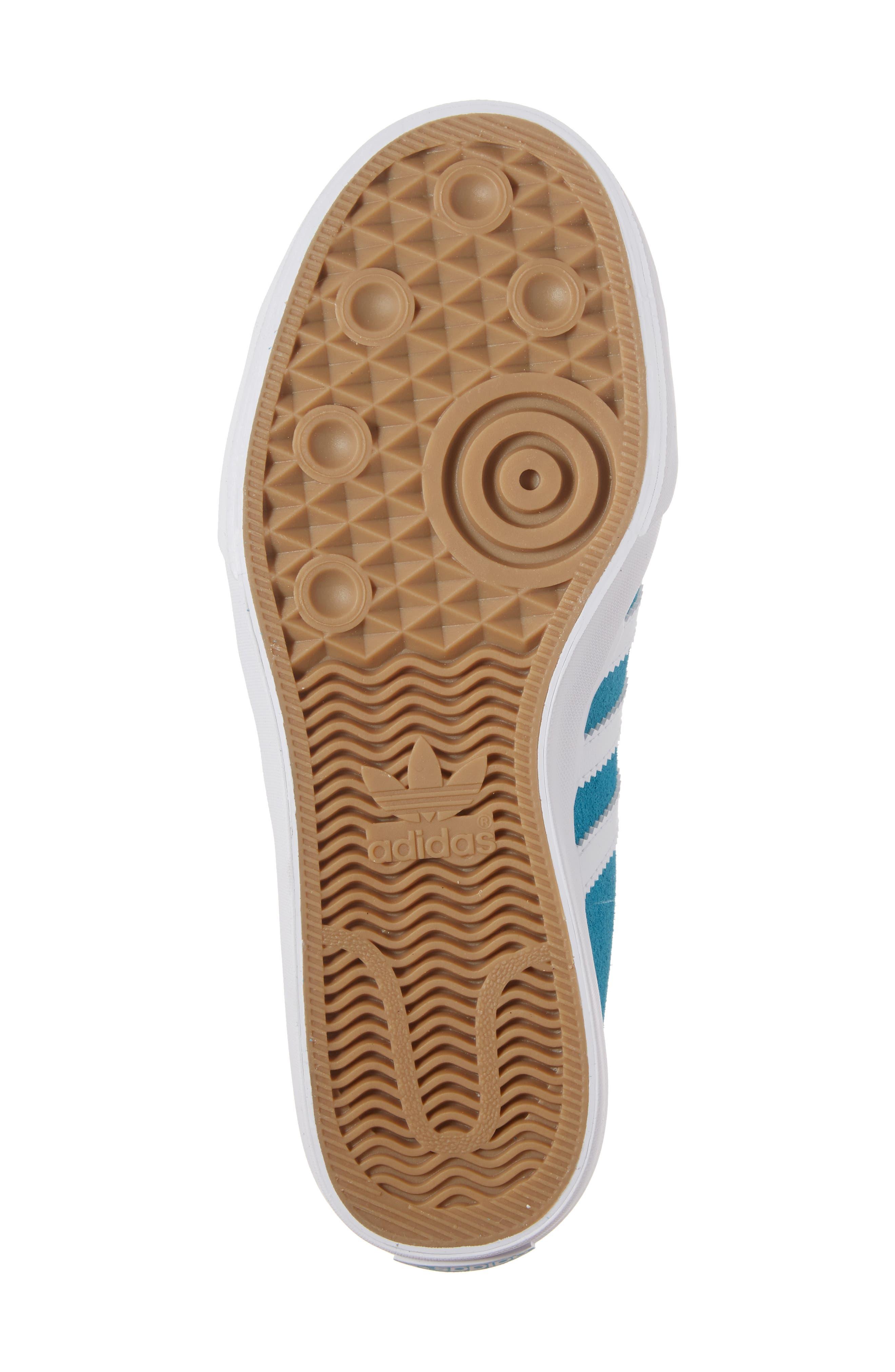 ADIDAS,                             Matchcourt Mid High Sneaker,                             Alternate thumbnail 6, color,                             400