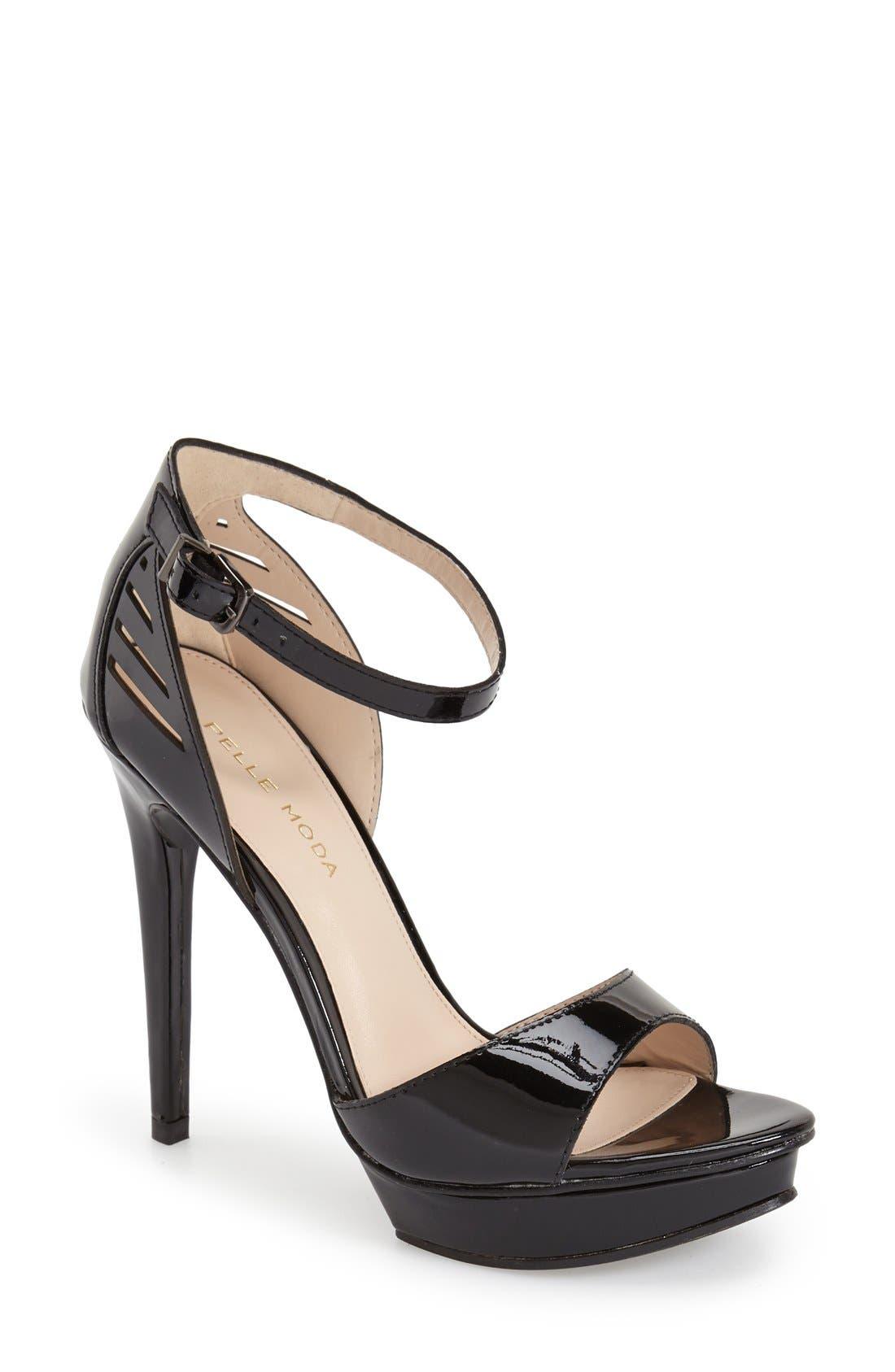 'Fenton' Ankle Strap Sandal,                             Main thumbnail 2, color,