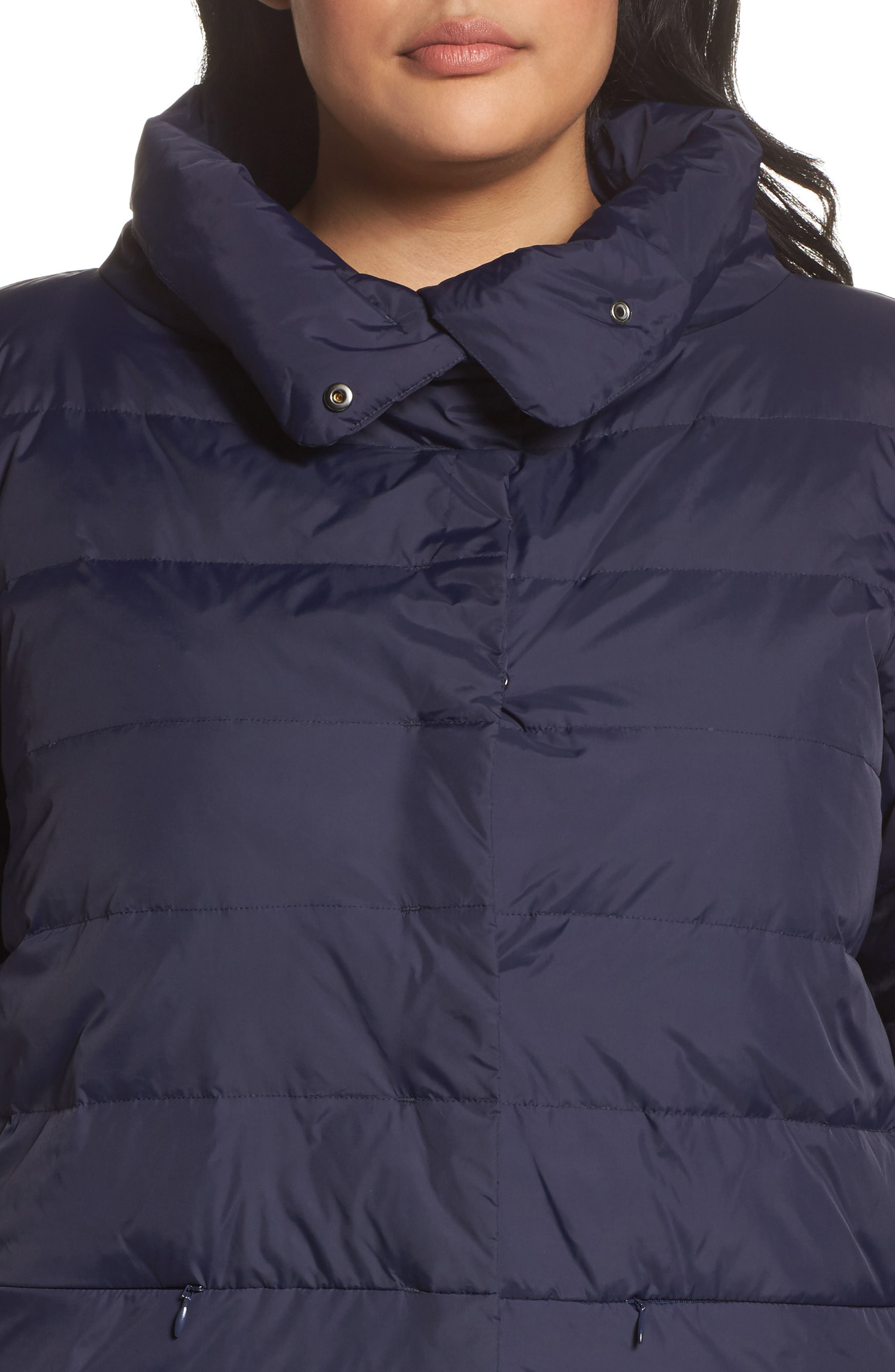 Down Puffer Coat,                             Alternate thumbnail 8, color,