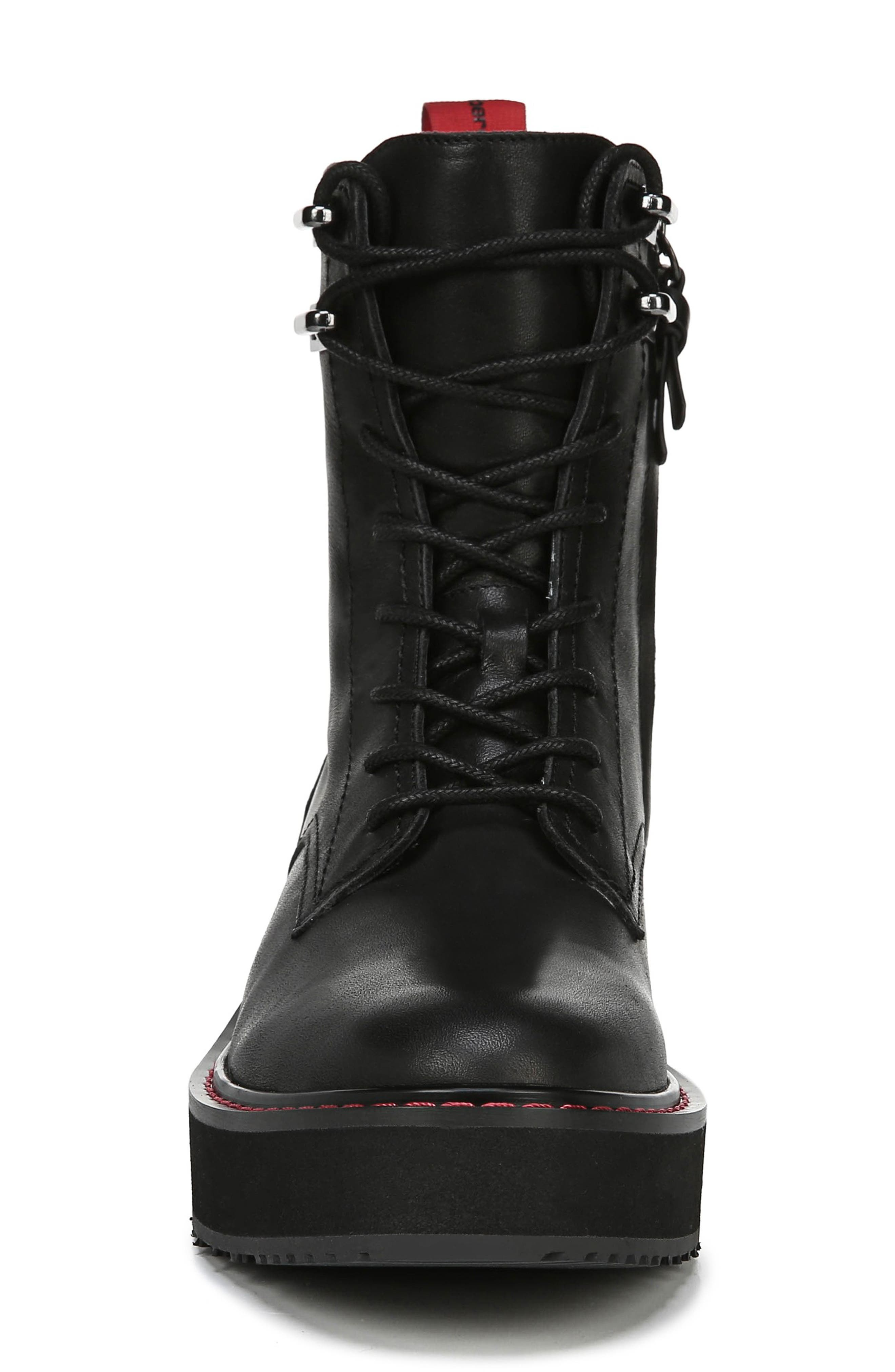 In Charge Boot,                             Alternate thumbnail 4, color,                             BLACK