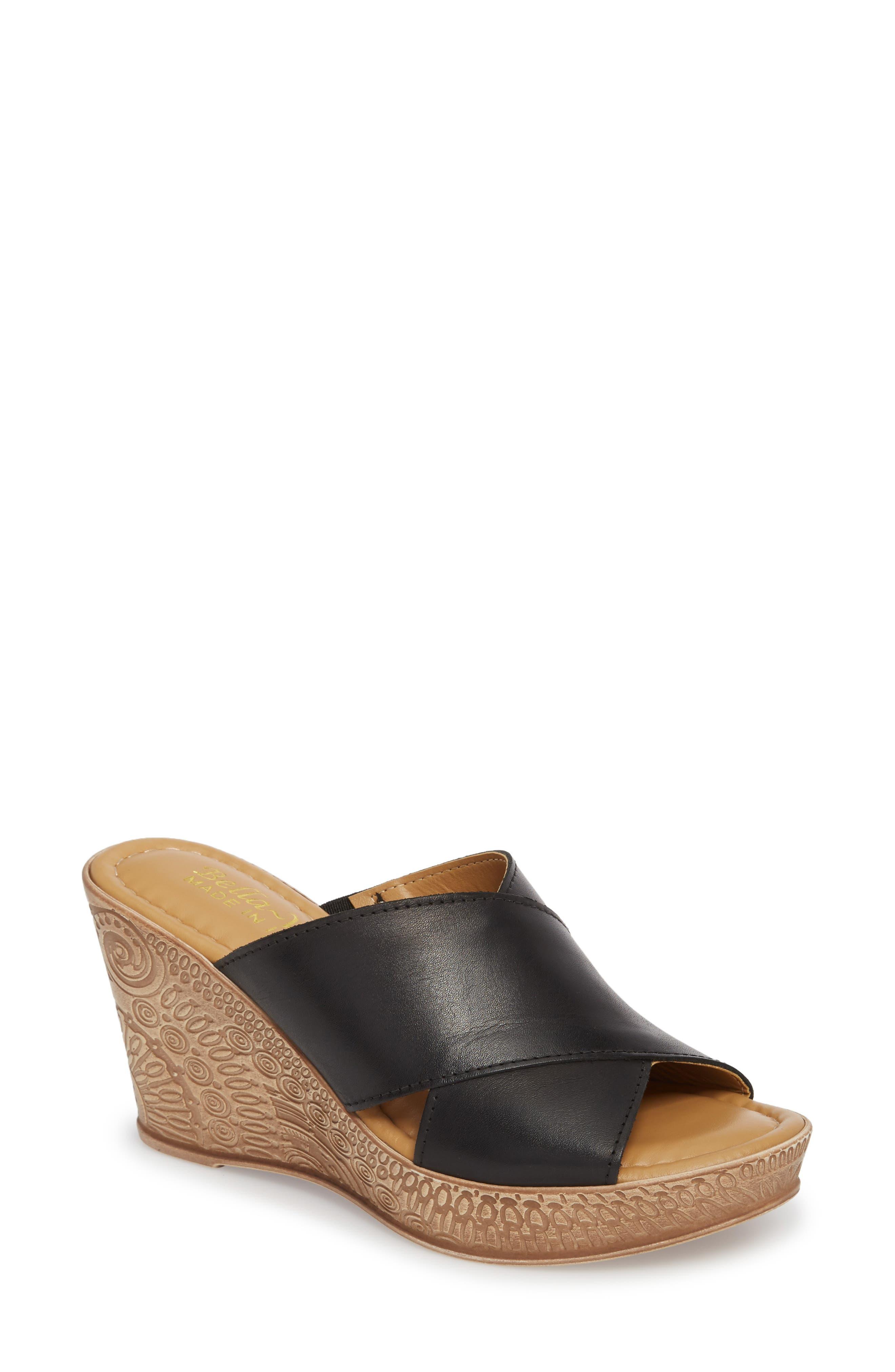 Edi Wedge Sandal,                         Main,                         color,