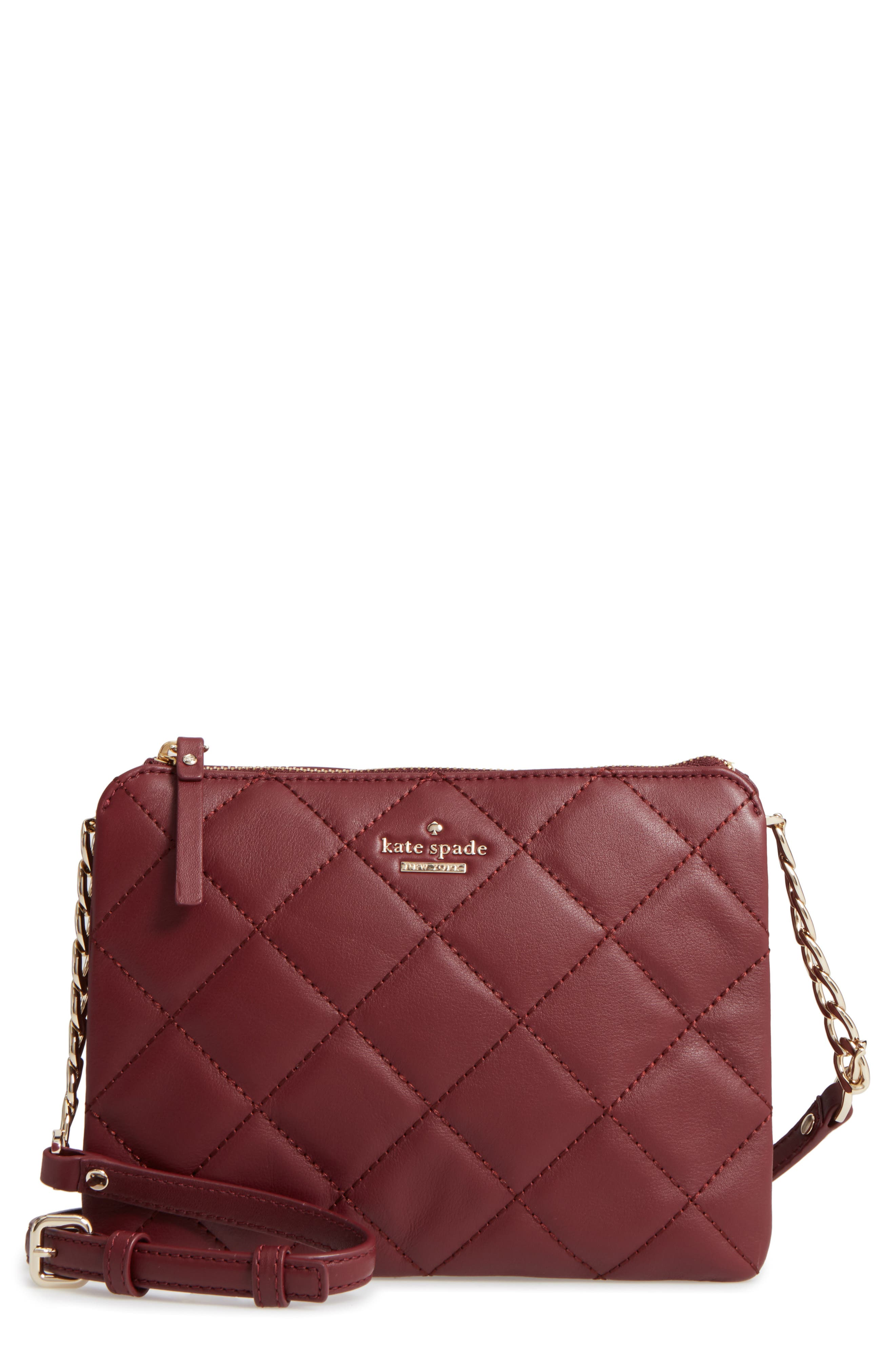 emerson place harbor leather crossbody bag,                         Main,                         color,