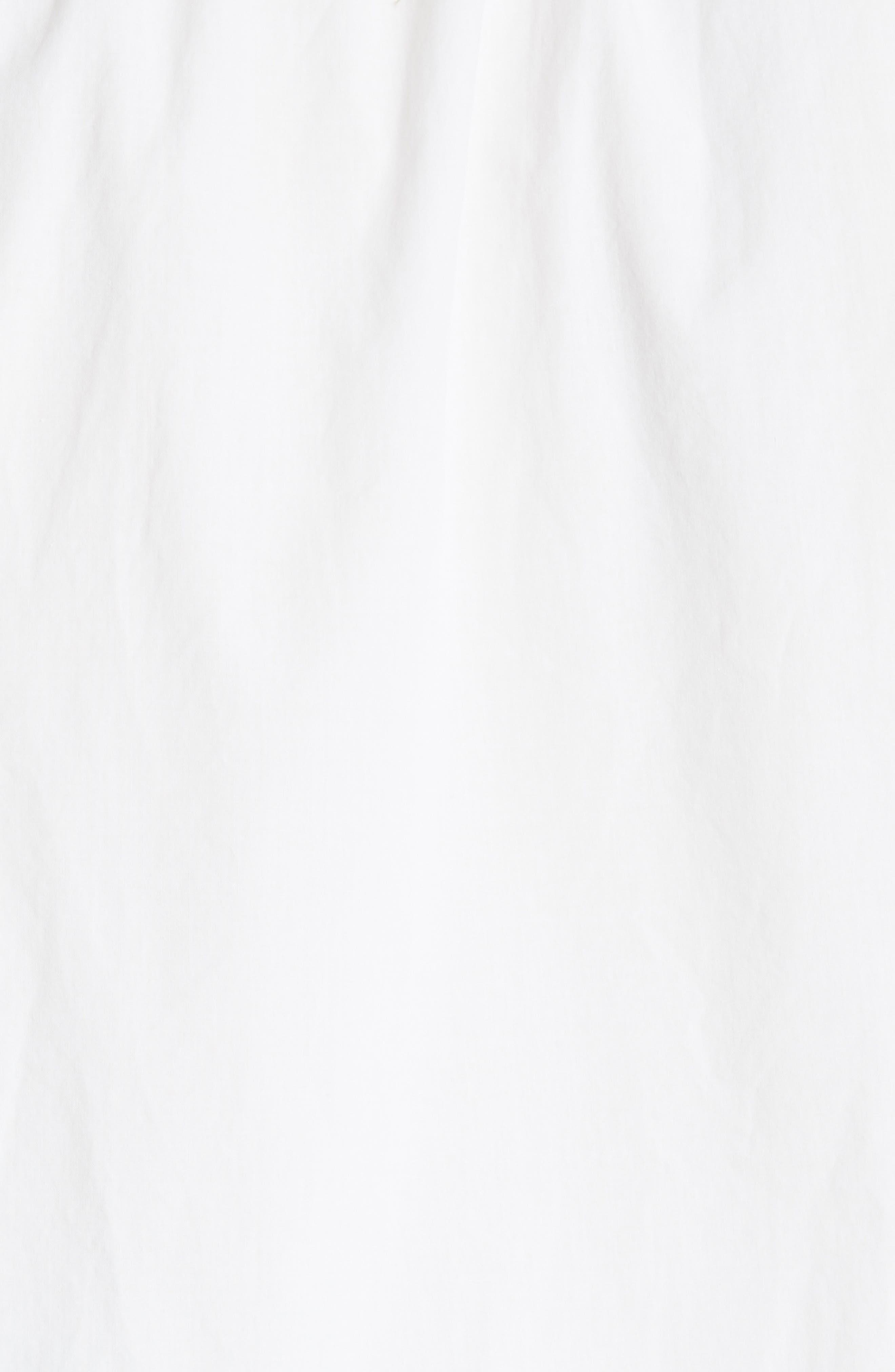 Capri Ruffle Sleeve Blouse,                             Alternate thumbnail 5, color,                             906