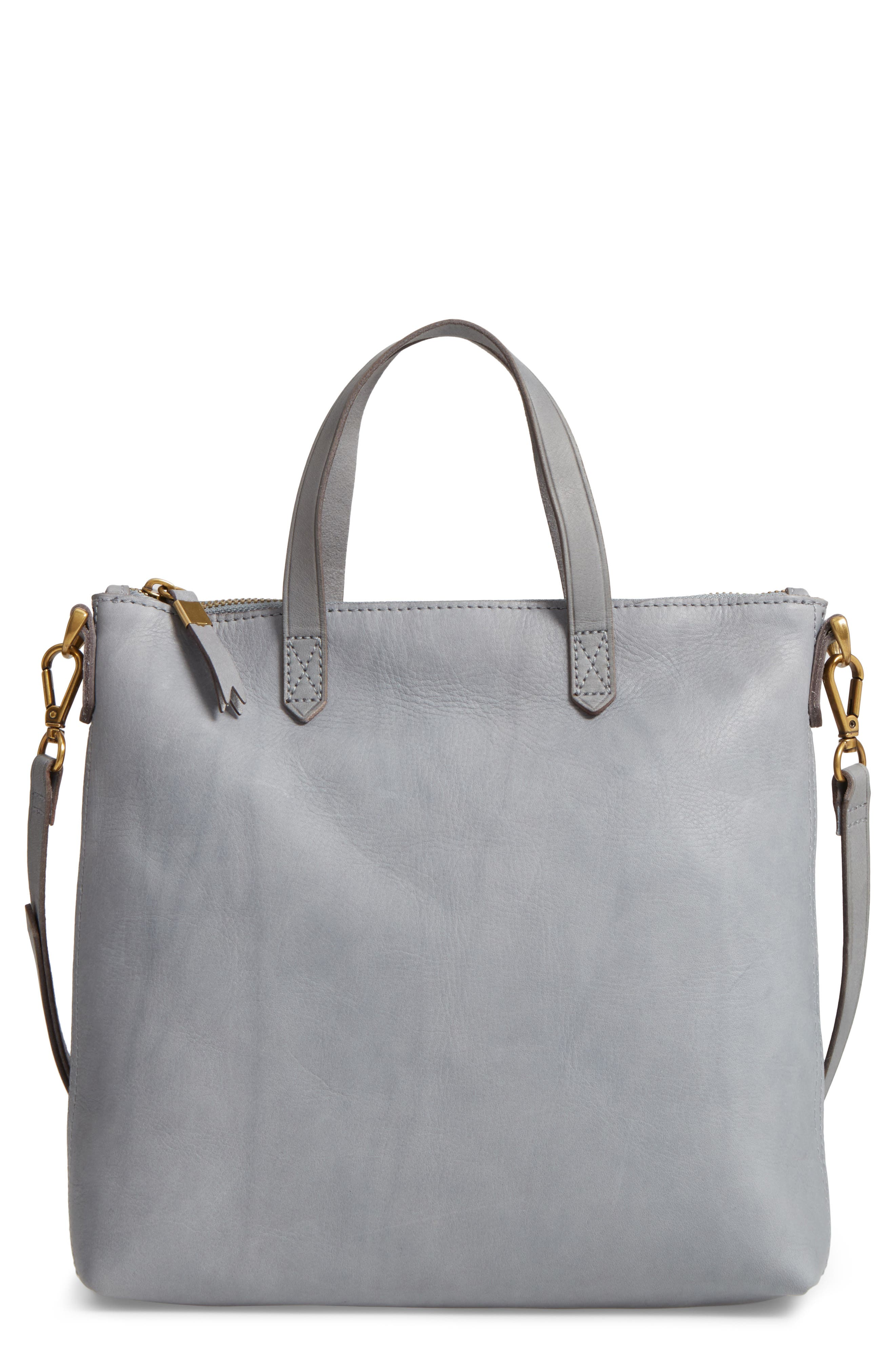 The Transport Leather Crossbody,                         Main,                         color, 021