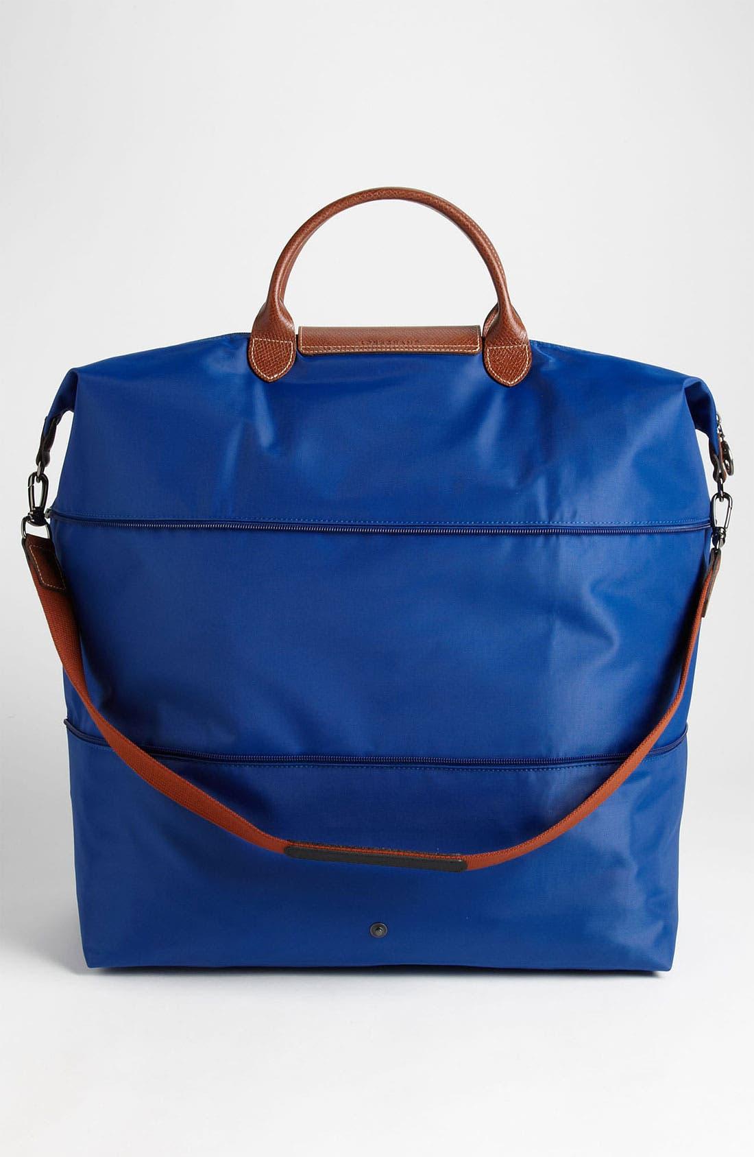 LONGCHAMP,                             Le Pliage 21-Inch Expandable Travel Bag,                             Alternate thumbnail 2, color,                             406