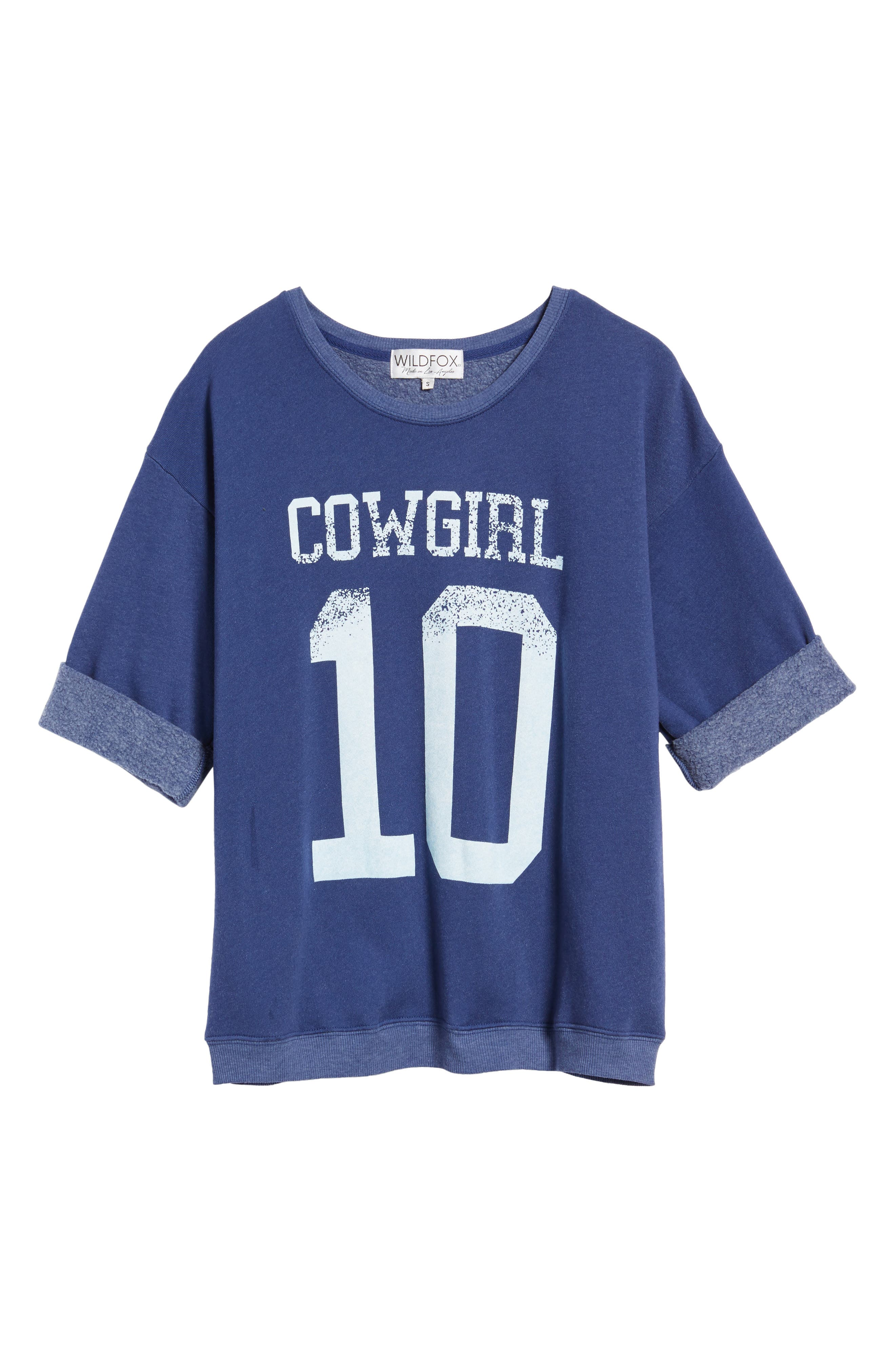 Cowgirl Sweatshirt,                             Alternate thumbnail 6, color,                             400