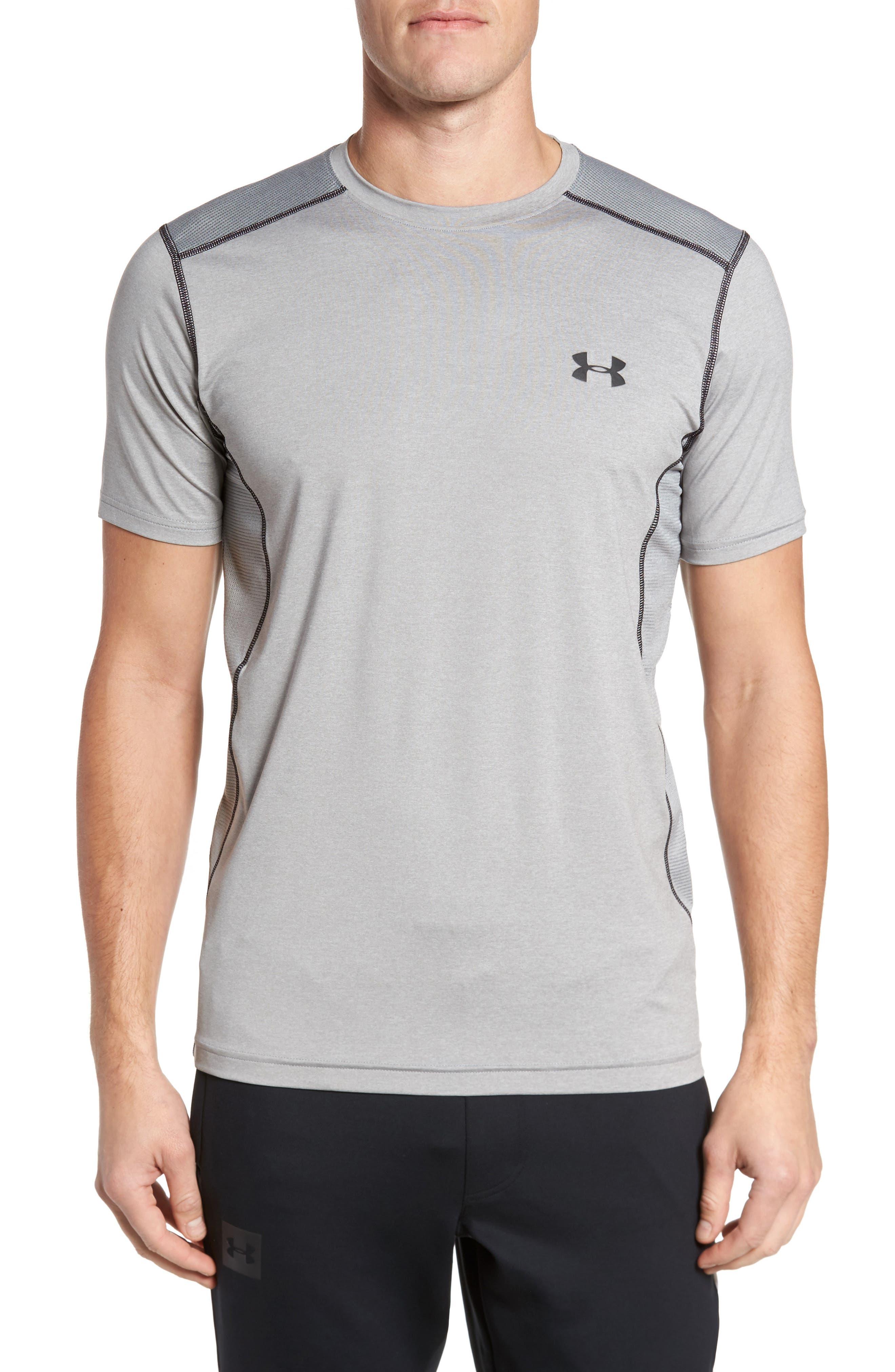 'Raid' HeatGear<sup>®</sup> Training T-Shirt,                             Main thumbnail 1, color,