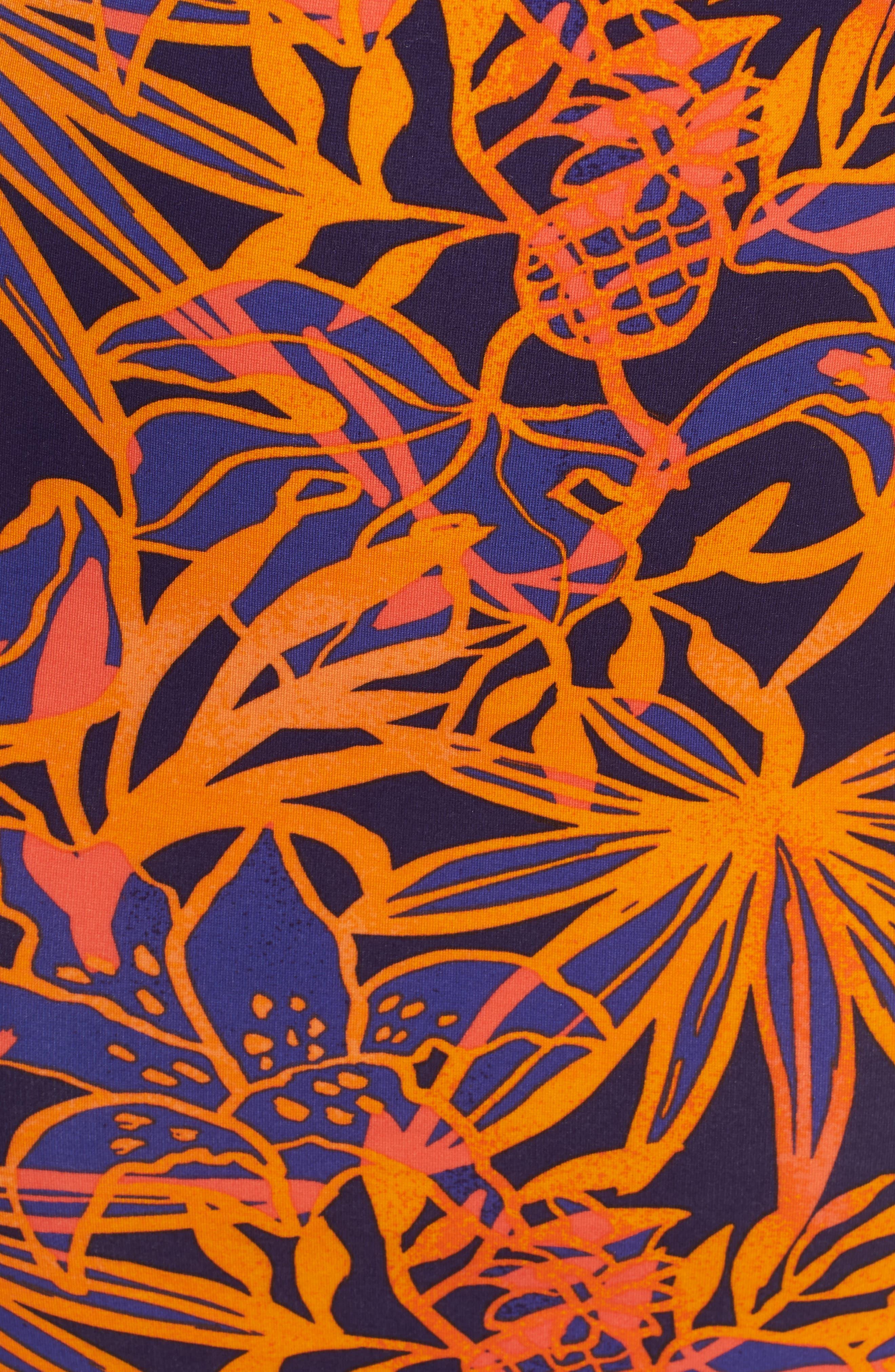 Ponte Body-Con Dress,                             Alternate thumbnail 5, color,                             800