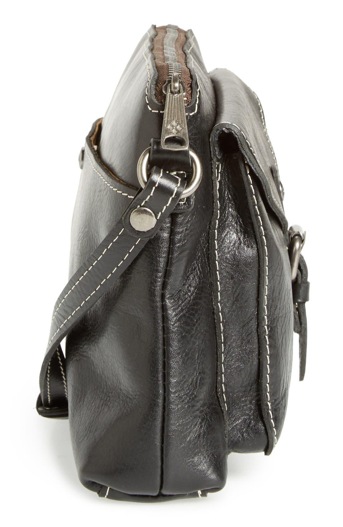 'Avellino' Crossbody Bag,                             Alternate thumbnail 5, color,                             001