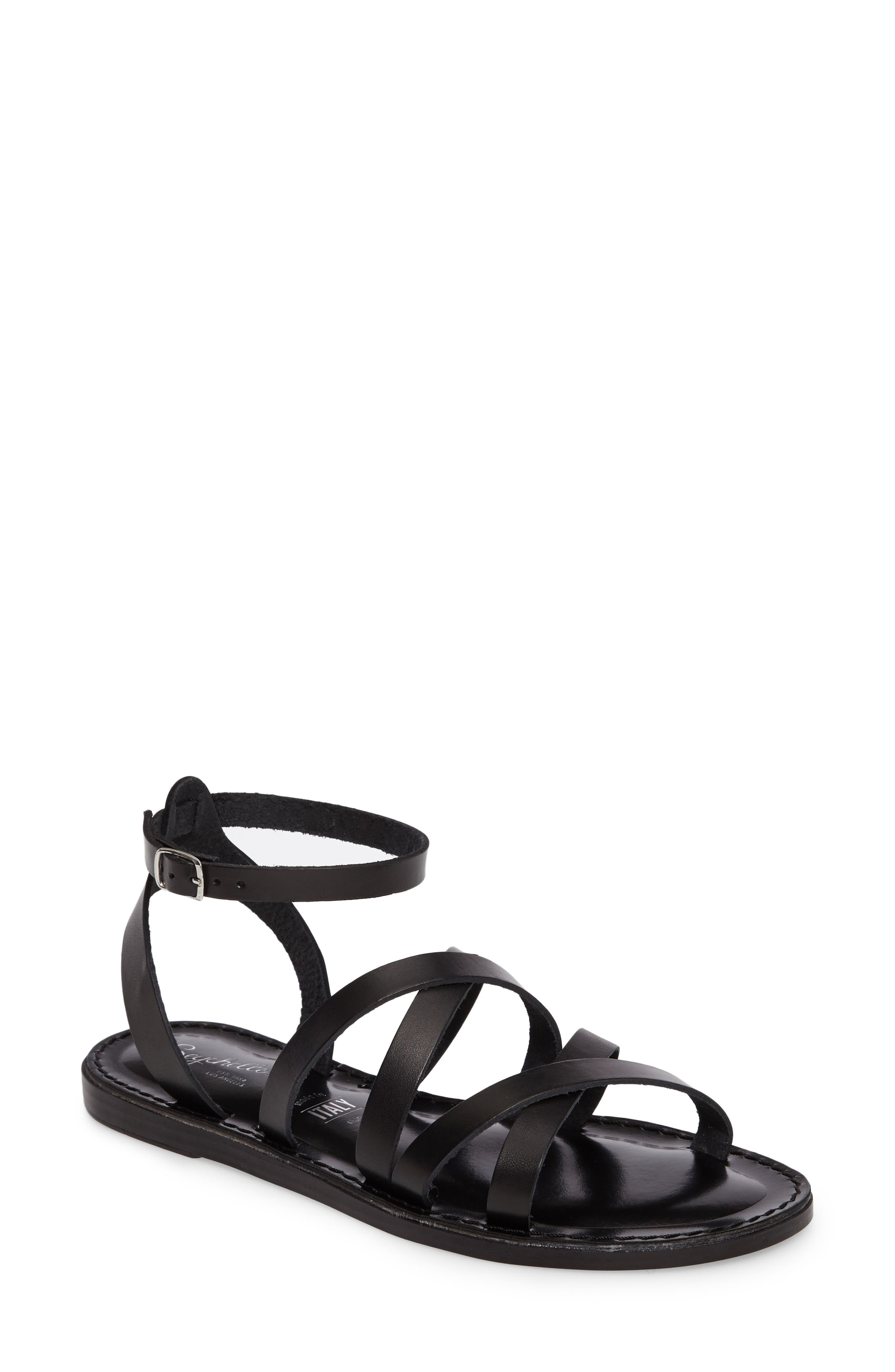 In the Shadows Sandal,                         Main,                         color, 001