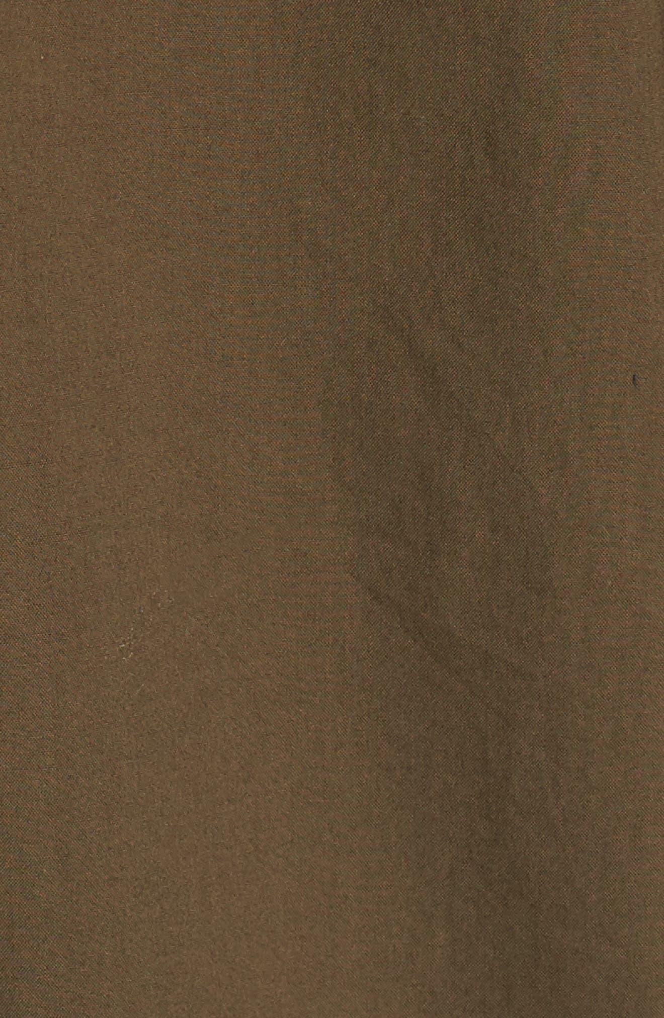 Dolman Sleeve Bomber Jacket,                             Alternate thumbnail 10, color,