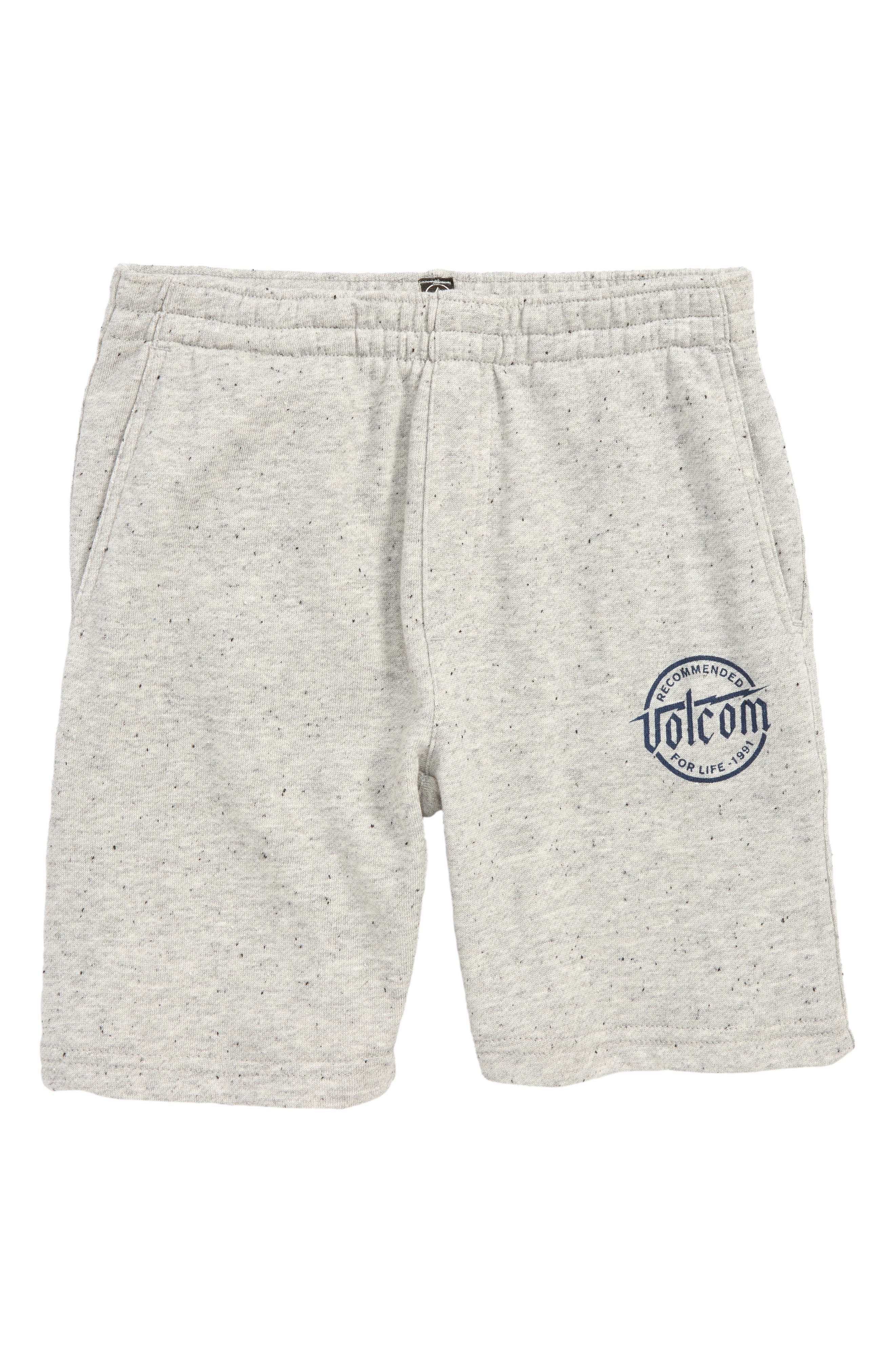 Downtime Sweat Shorts,                         Main,                         color, GREY