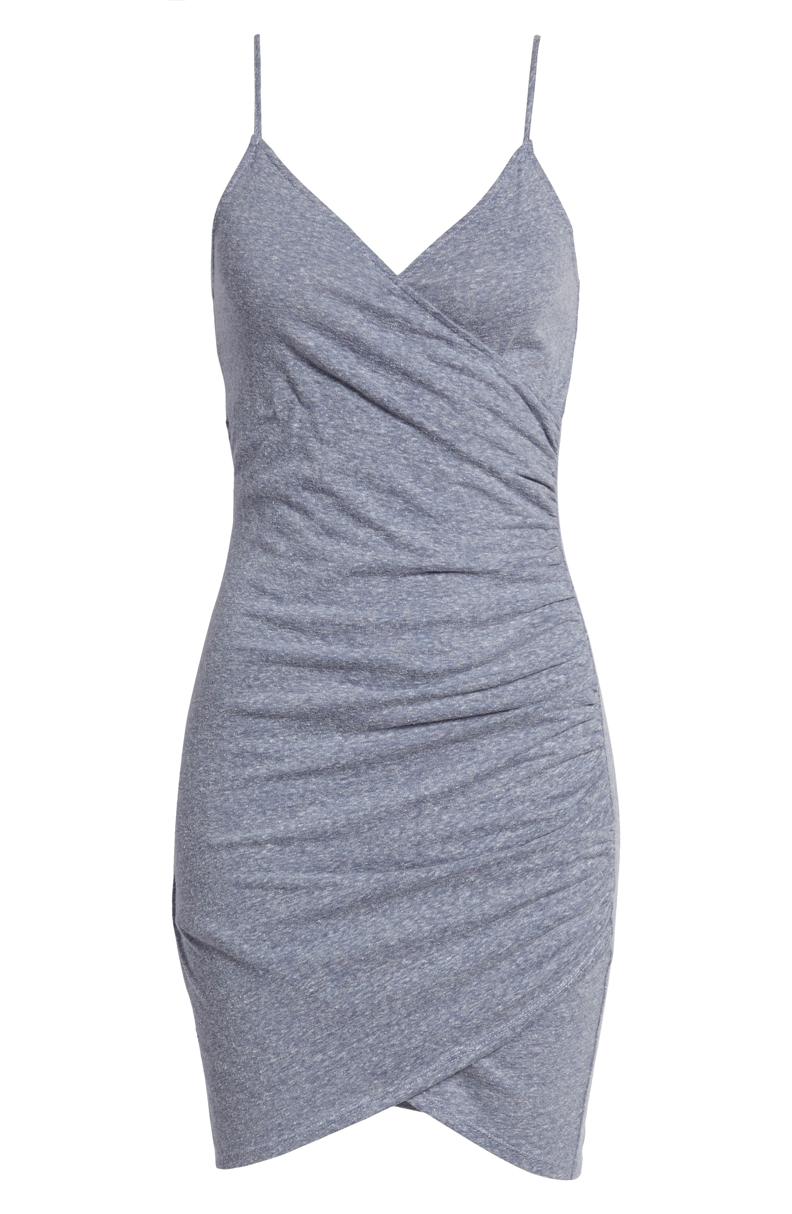 Ruched Sheath Dress,                             Alternate thumbnail 7, color,                             429