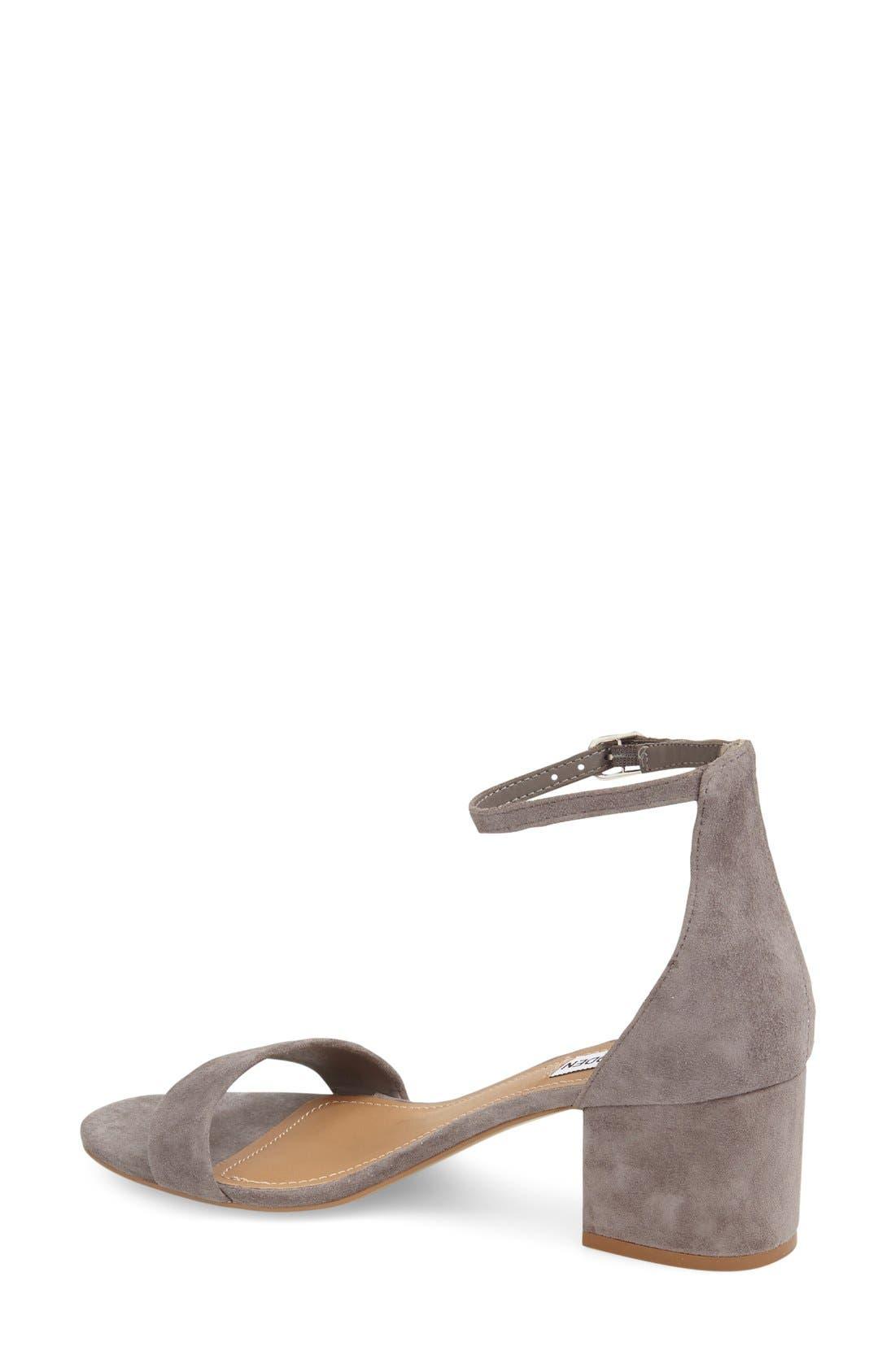 Irenee Ankle Strap Sandal,                             Alternate thumbnail 45, color,