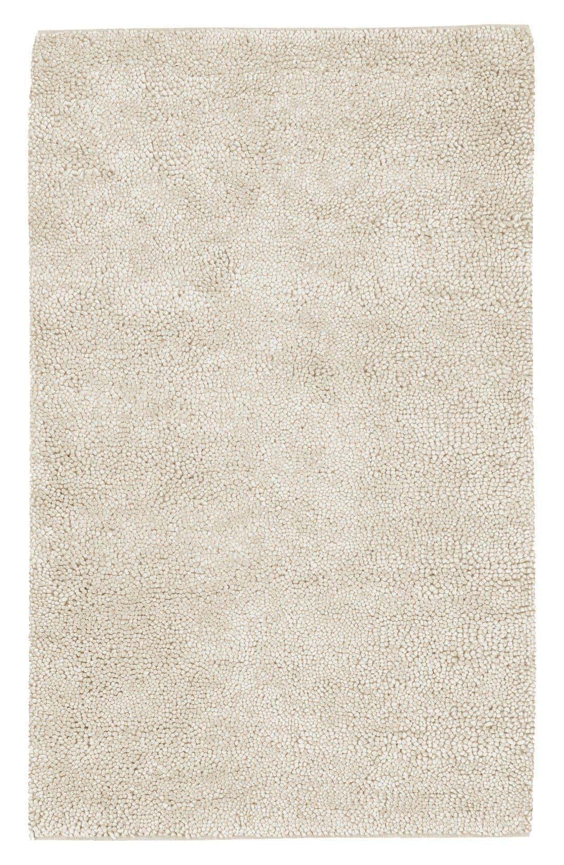 'Aros' Wool Rug,                             Main thumbnail 1, color,                             IVORY
