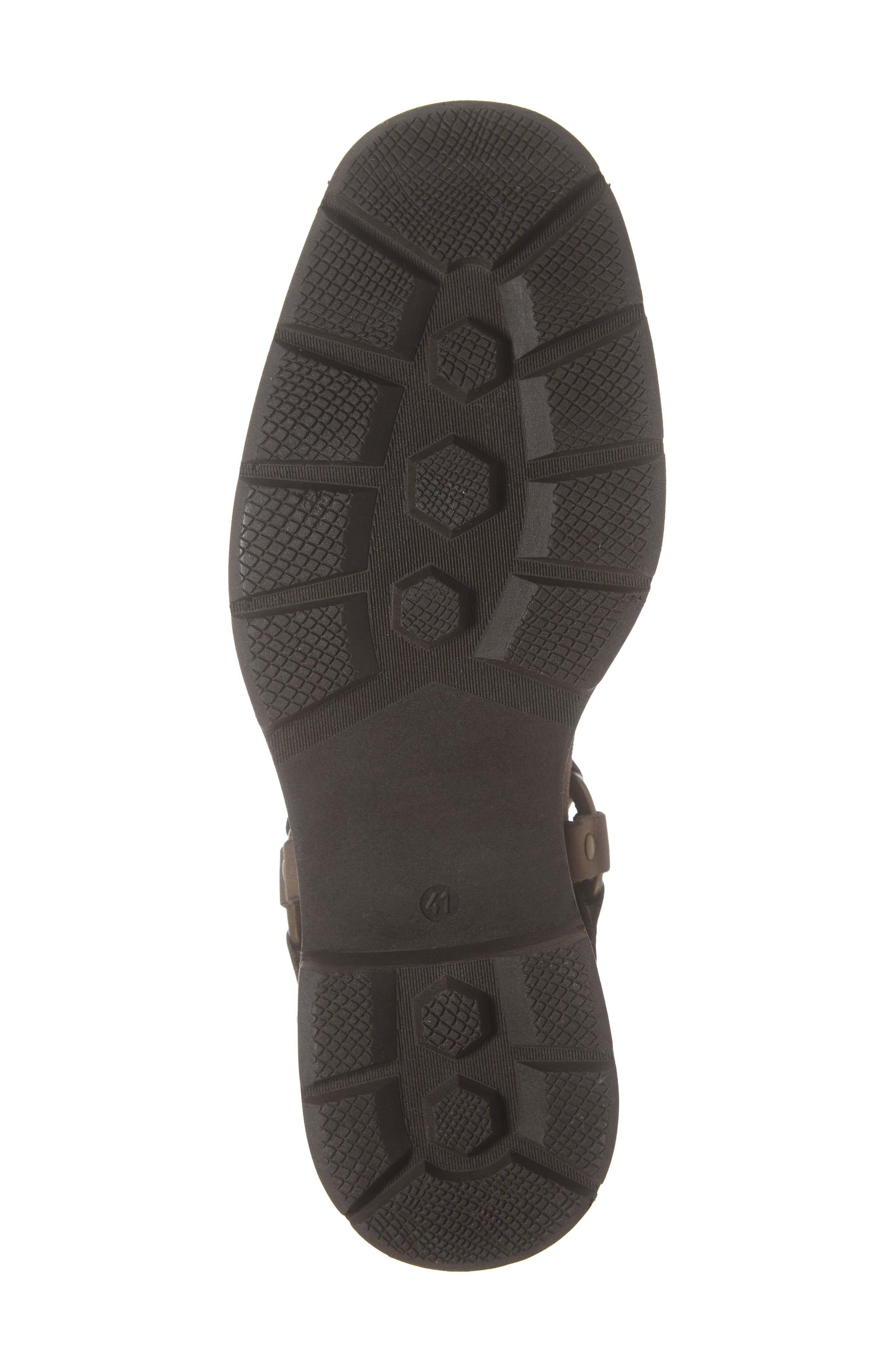 Marco Mule,                             Alternate thumbnail 6, color,                             TAUPE LEATHER