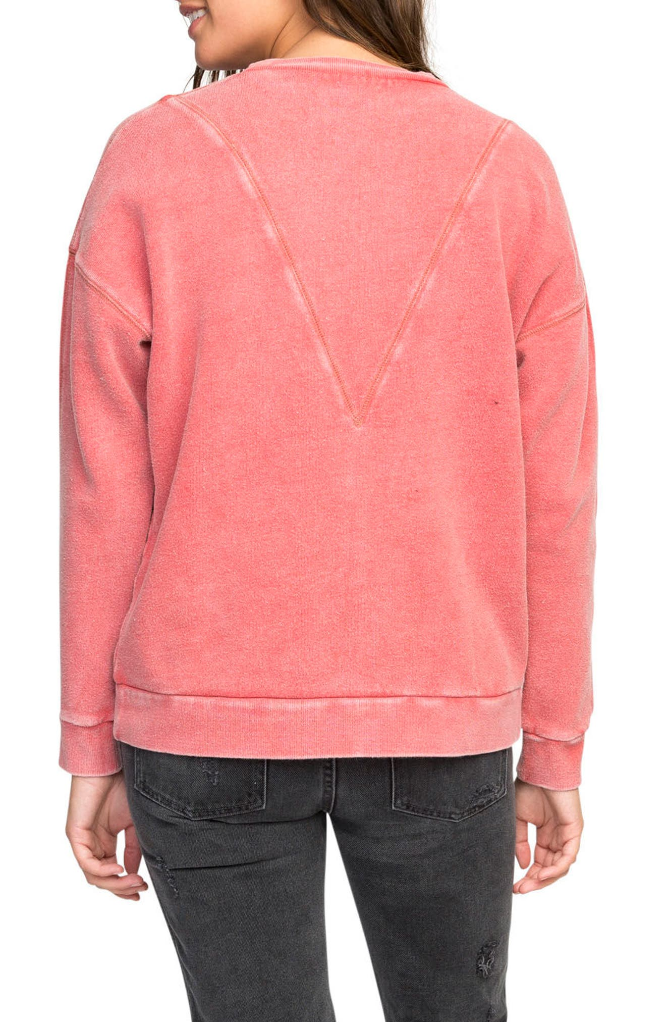 Take Care Sweatshirt,                             Alternate thumbnail 4, color,