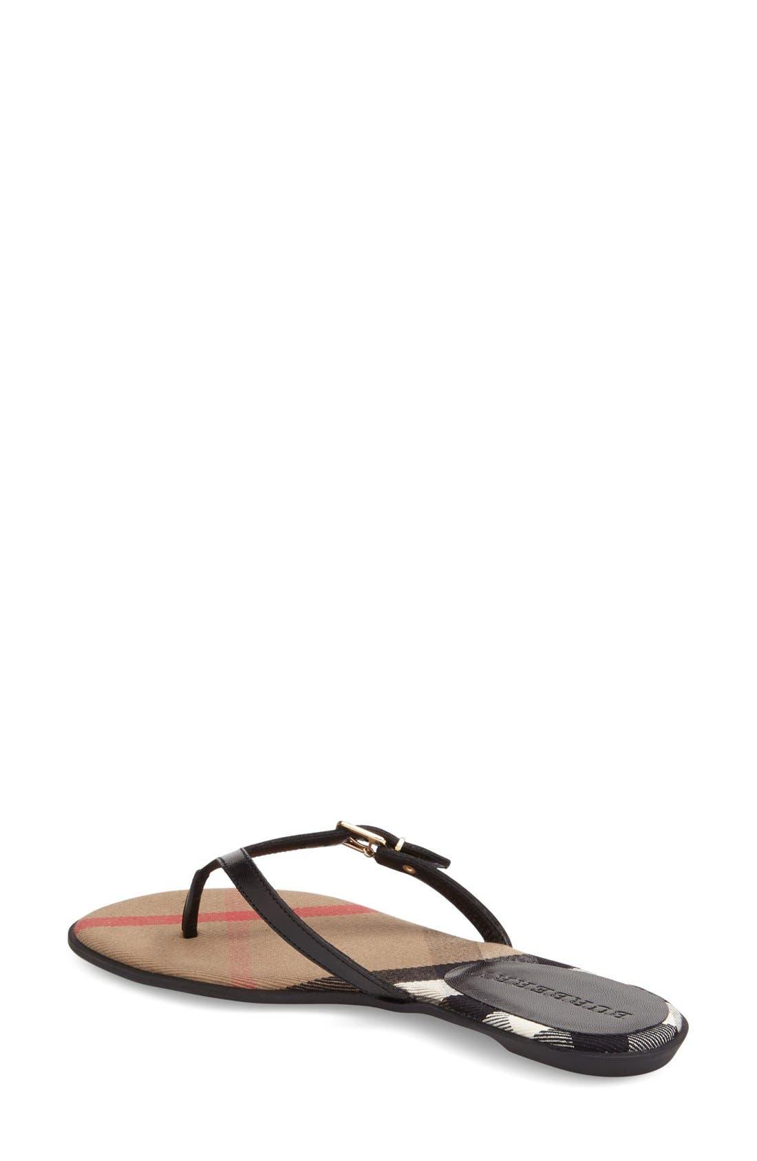 'Meadow' Sandal,                             Alternate thumbnail 3, color,                             001