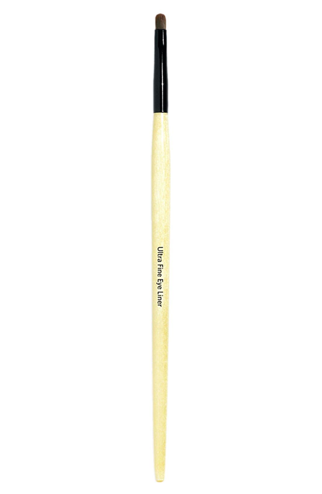 Ultra Fine Eyeliner Brush,                             Main thumbnail 1, color,                             NO COLOR