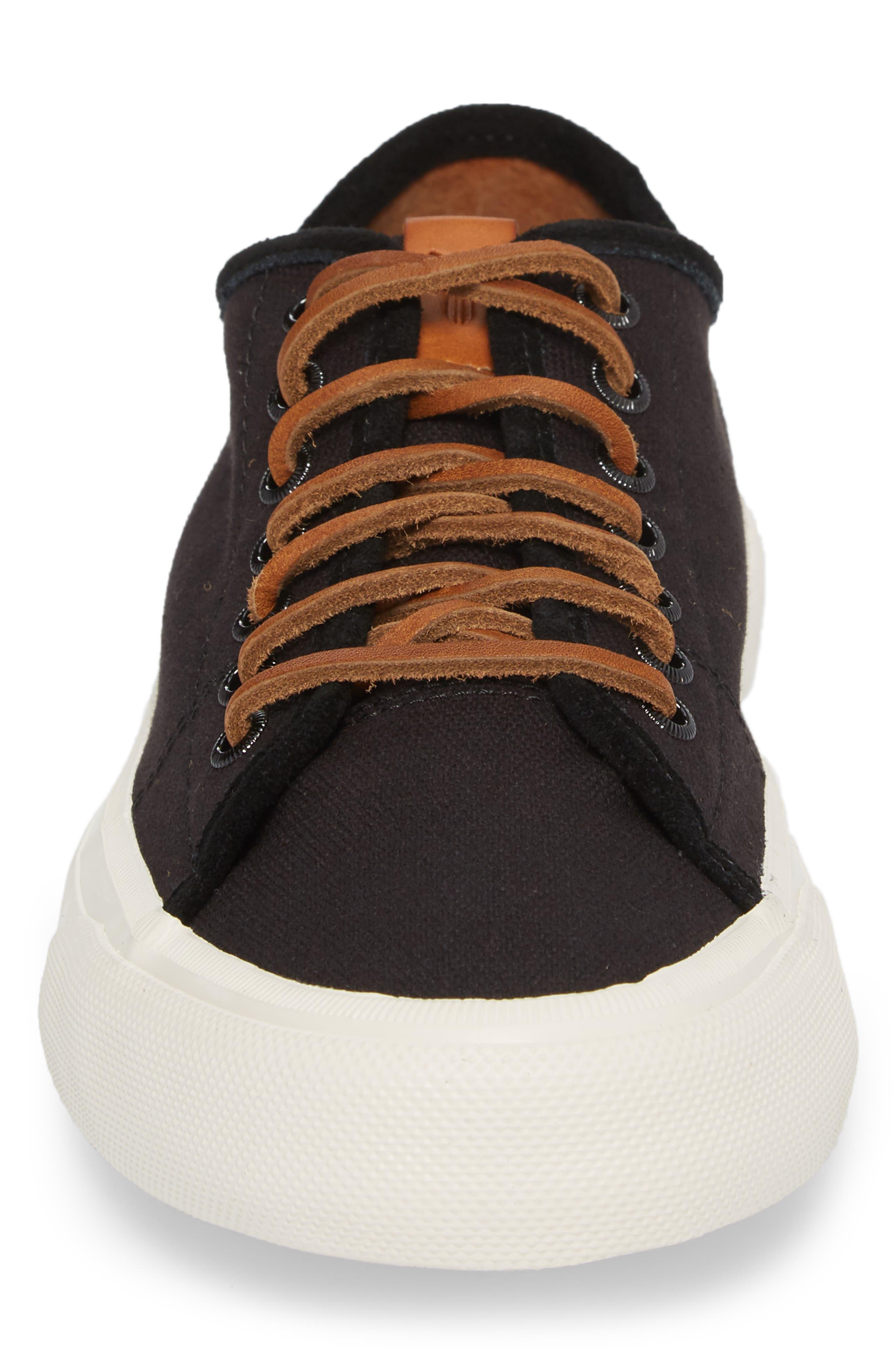 Ludlow Low Top Sneaker,                             Alternate thumbnail 4, color,                             001