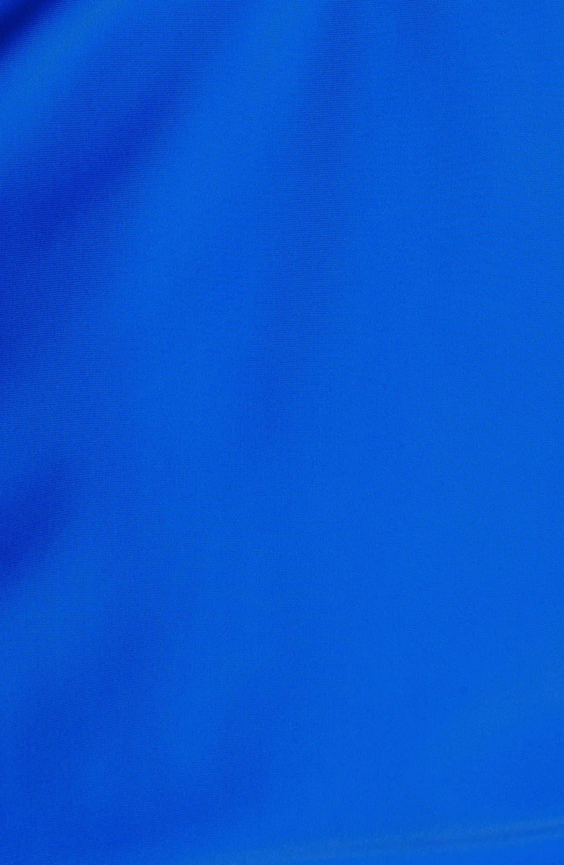 'Sonja' Long Sleeve Half Zip Convertible Swimdress,                             Alternate thumbnail 34, color,
