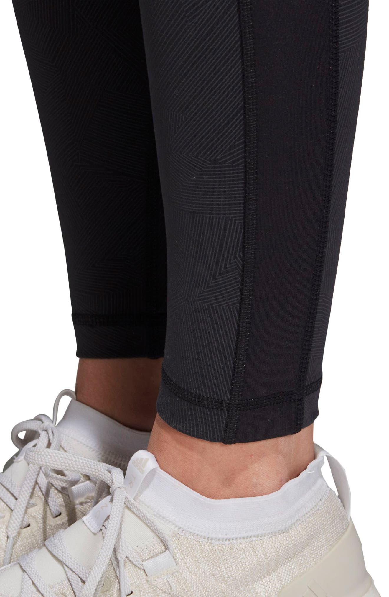 Believe This Wanderlust High Waist Leggings,                             Alternate thumbnail 4, color,                             001