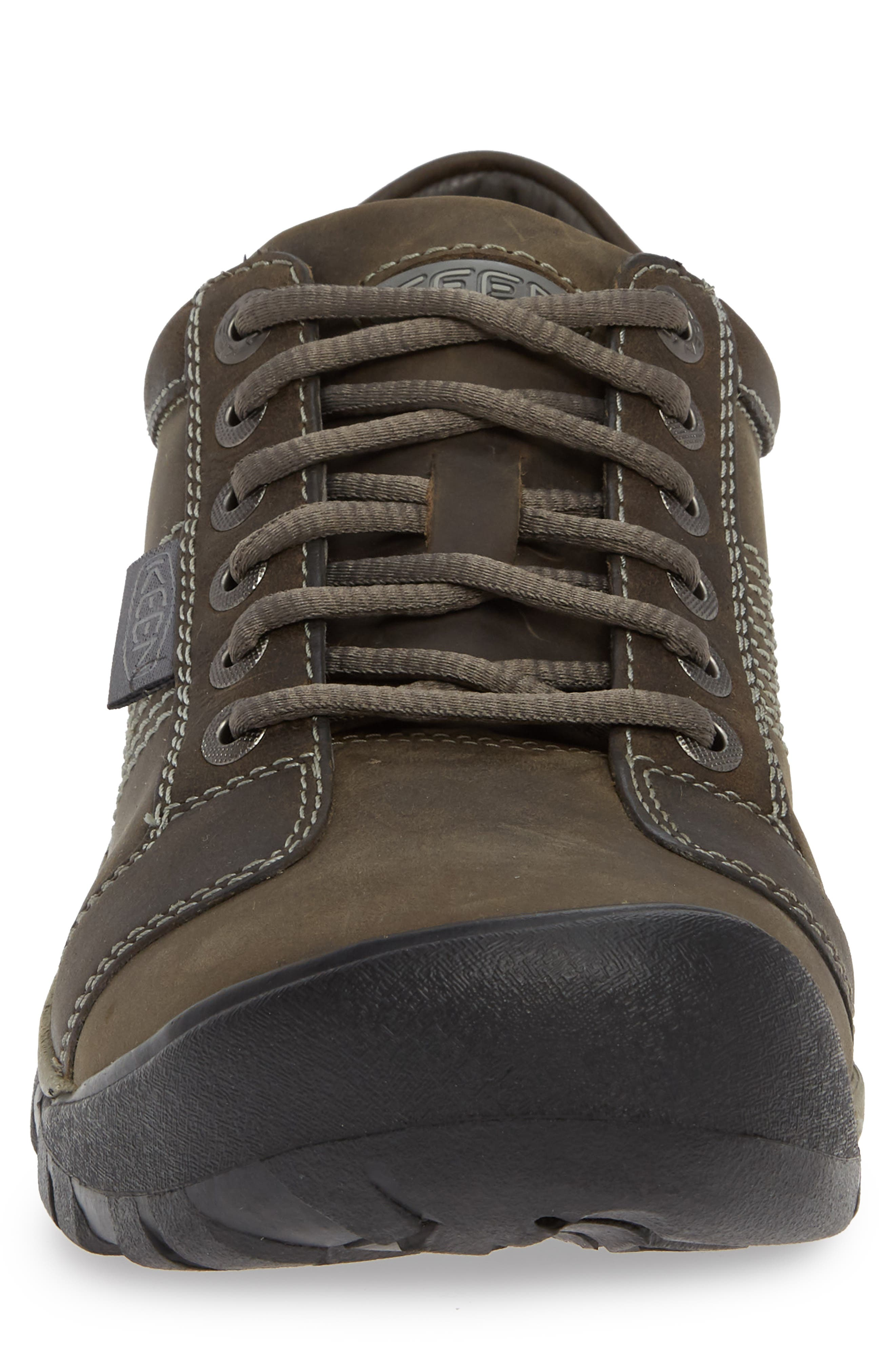 'Austin' Sneaker,                             Alternate thumbnail 4, color,                             GARGOYLE/ NEUTRAL GRAY