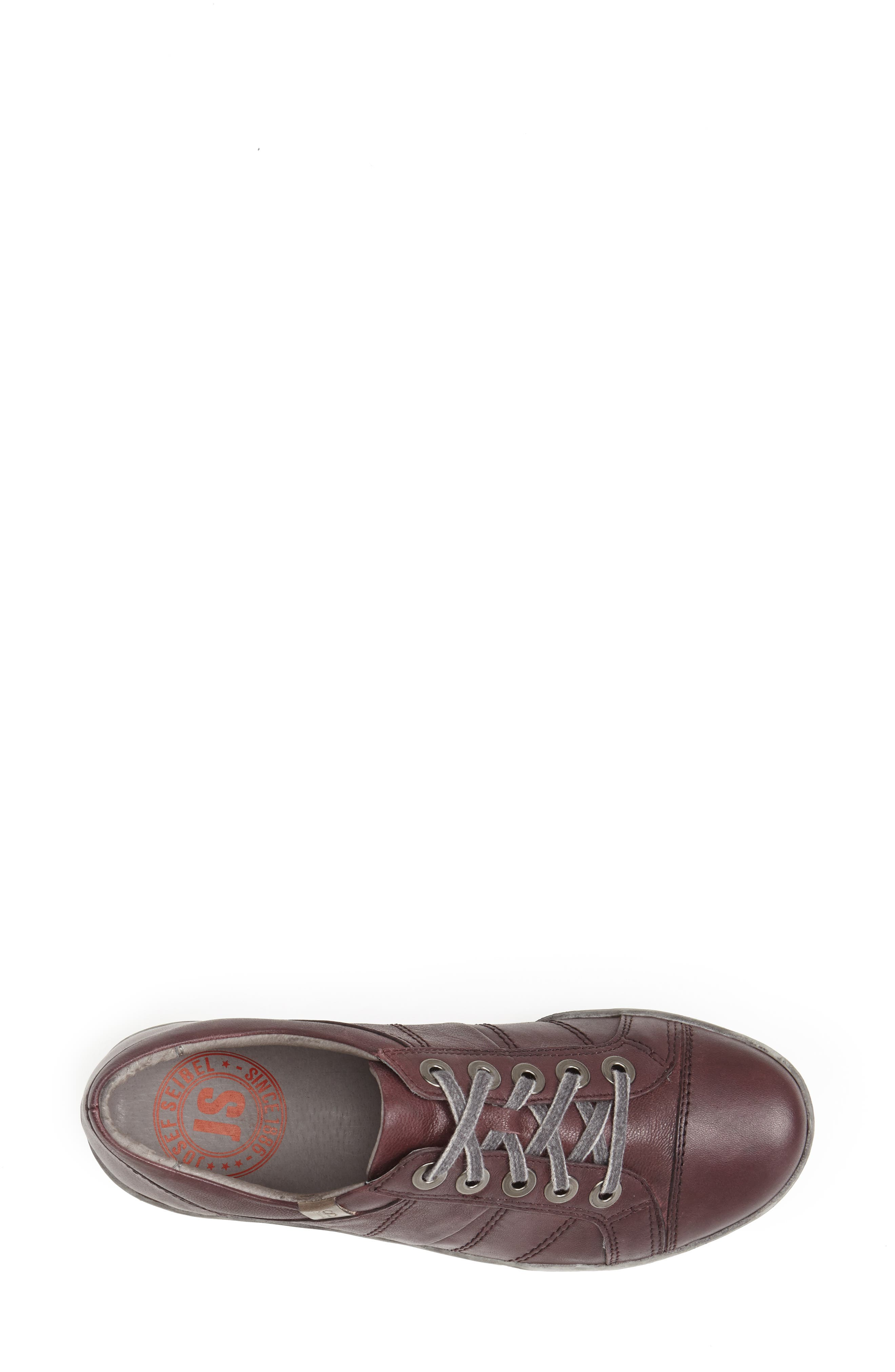 'Dany 05' Leather Sneaker,                             Alternate thumbnail 43, color,