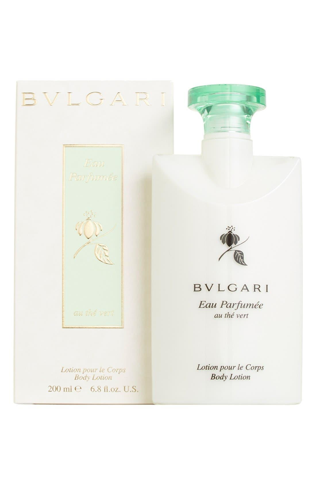 BVLGARI,                             'Eau Parfumée au thé Vert' Body Lotion,                             Alternate thumbnail 2, color,                             NO COLOR