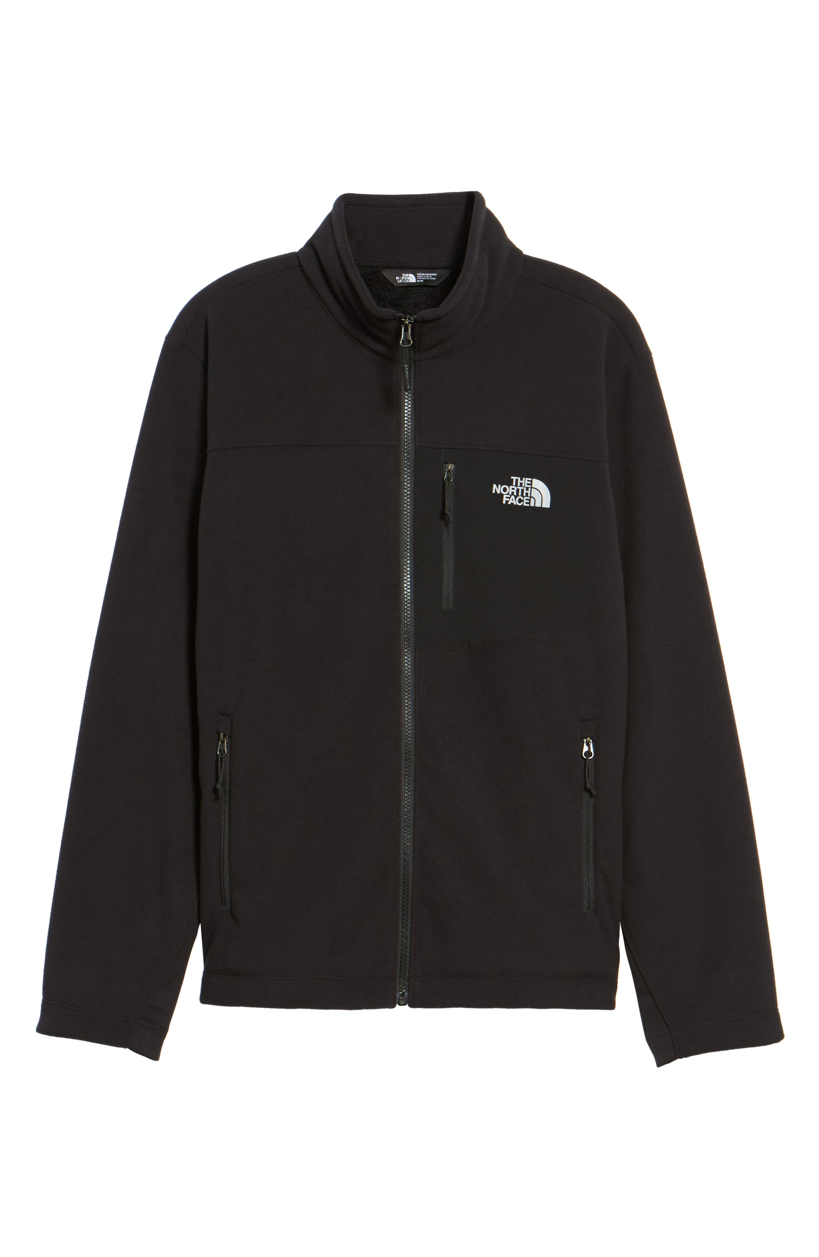 'Chimborazo' Zip Front Fleece Jacket,                             Alternate thumbnail 40, color,