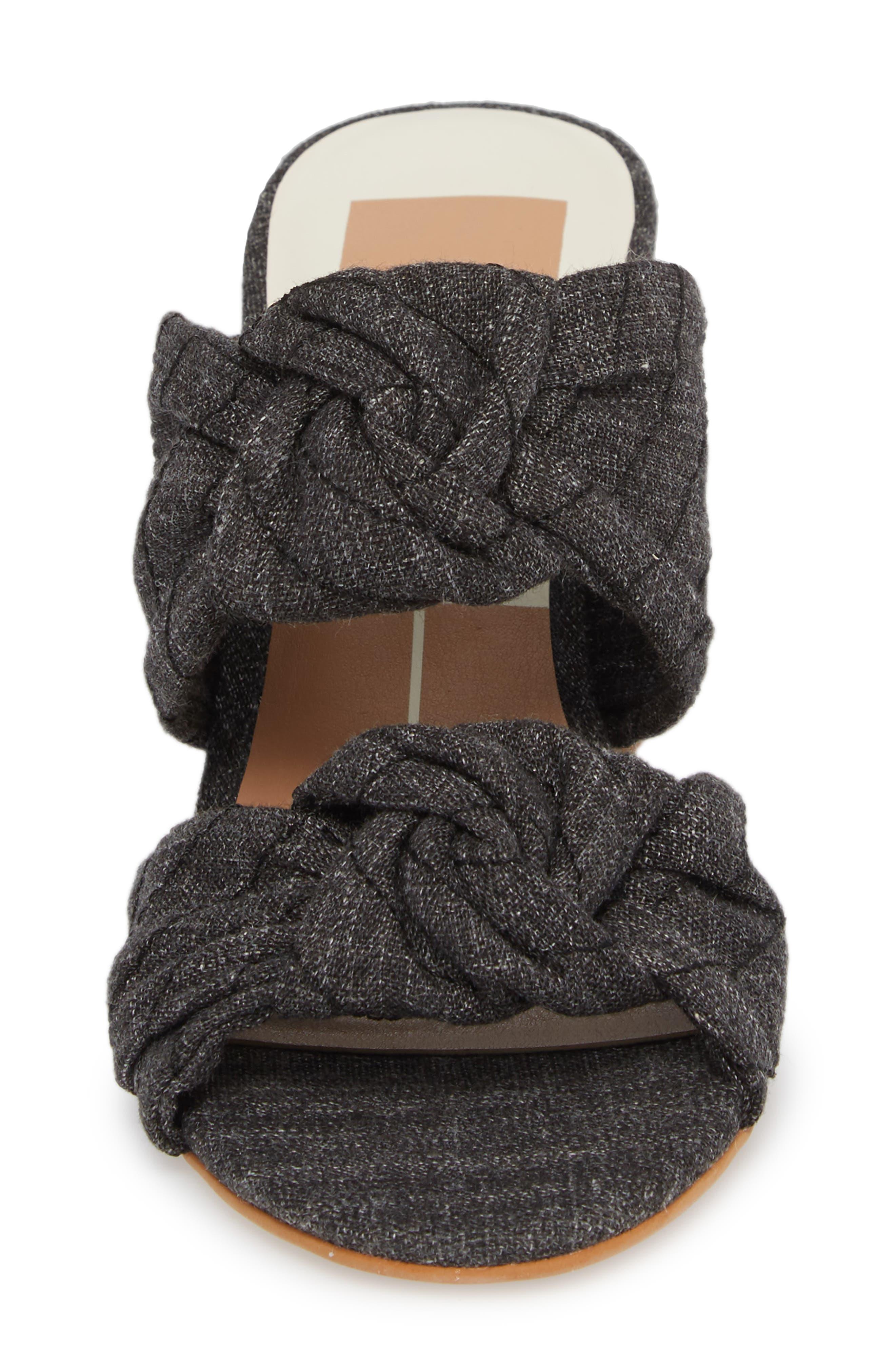 Jene Double Knot Sandal,                             Alternate thumbnail 7, color,