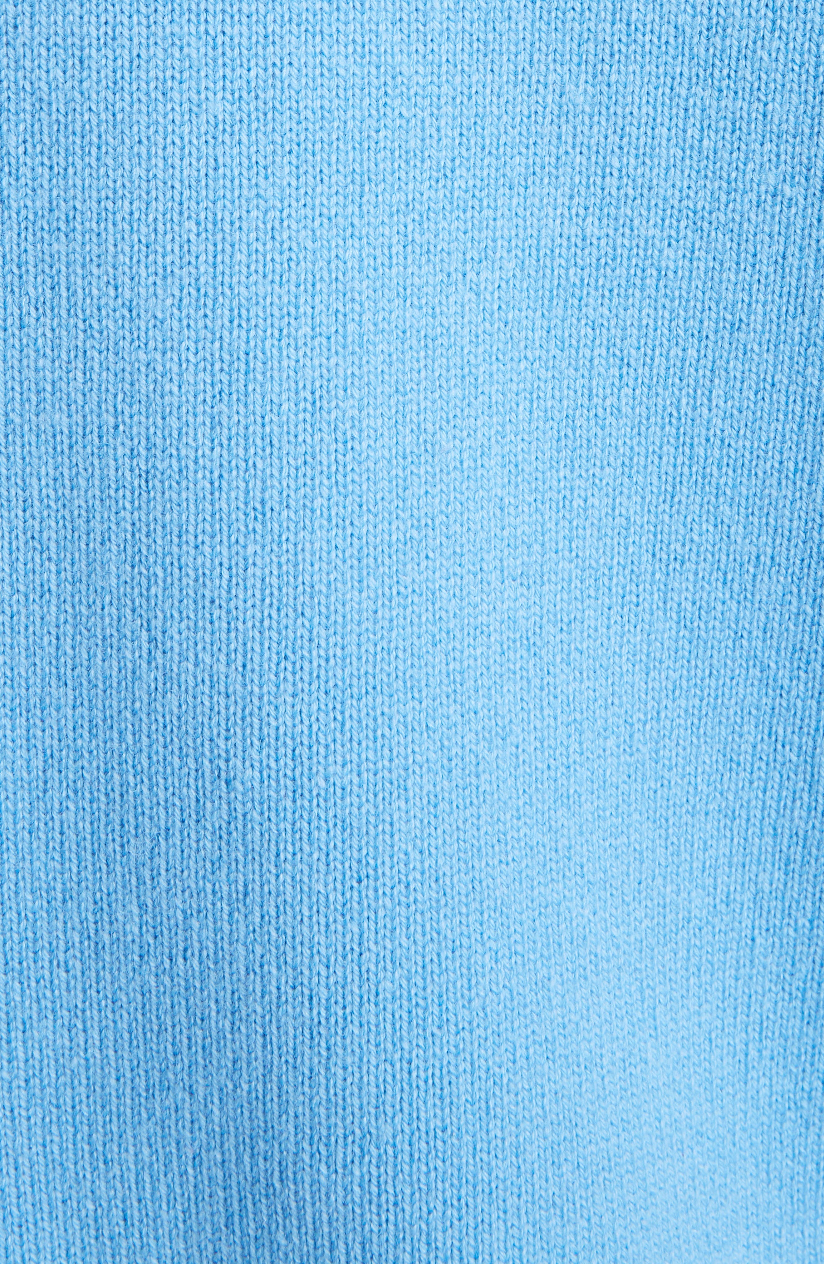 Relaxed Cashmere Sweater,                             Alternate thumbnail 5, color,                             400